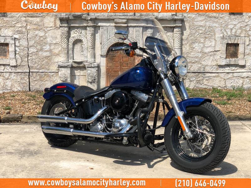 2015 Harley-Davidson Slim