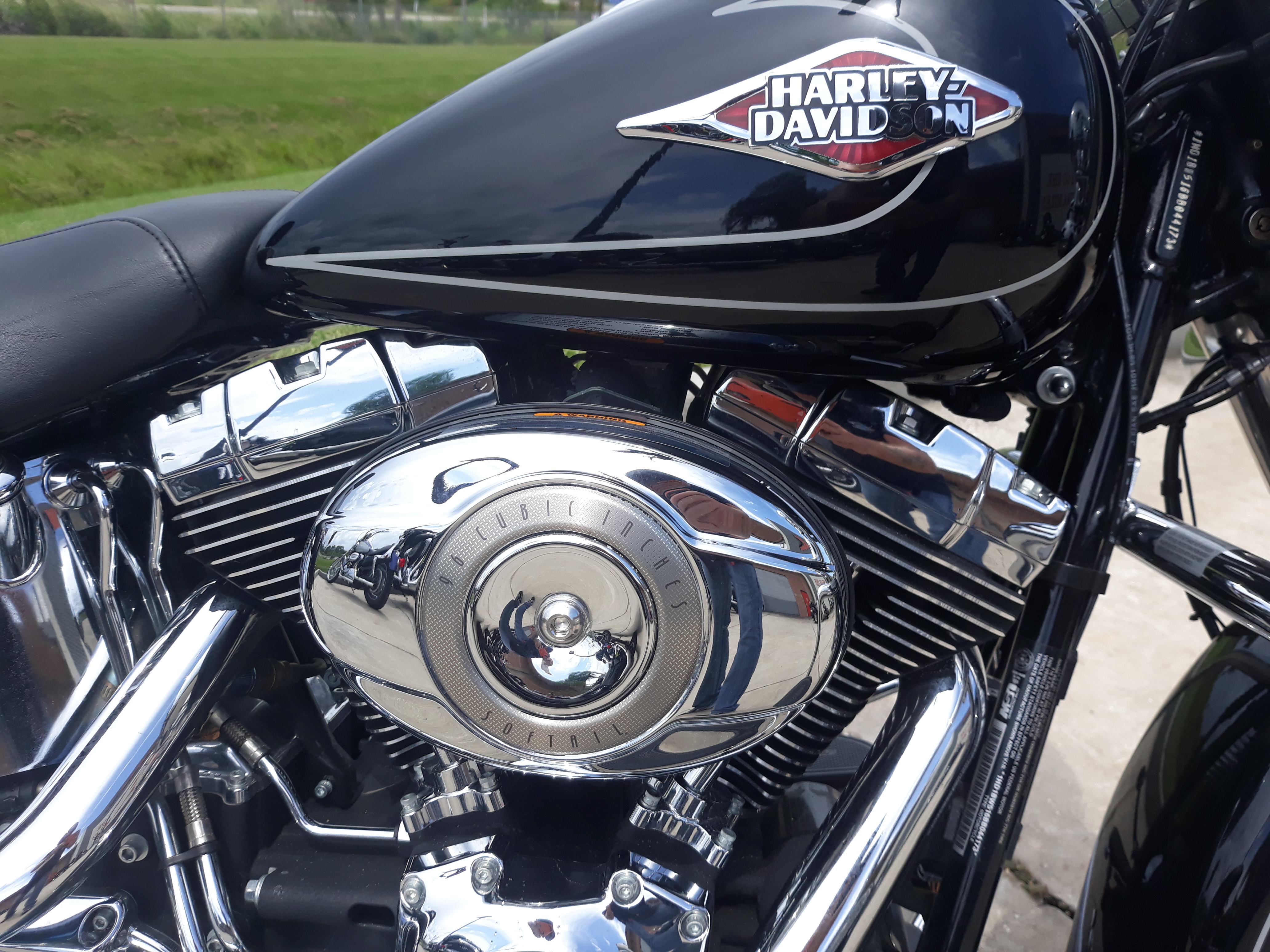 Pre-Owned 2011 Harley-Davidson Heritage Softail Classic