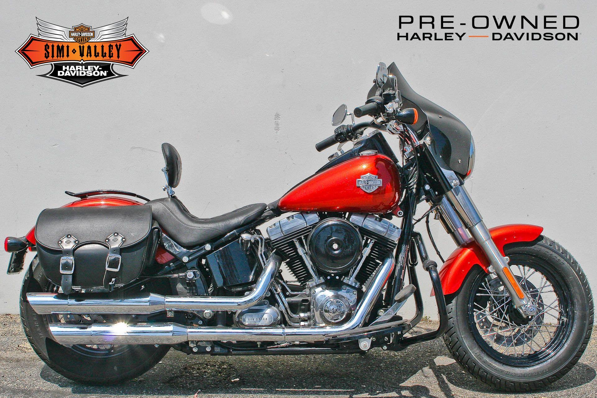 2014 Harley-Davidson Slim