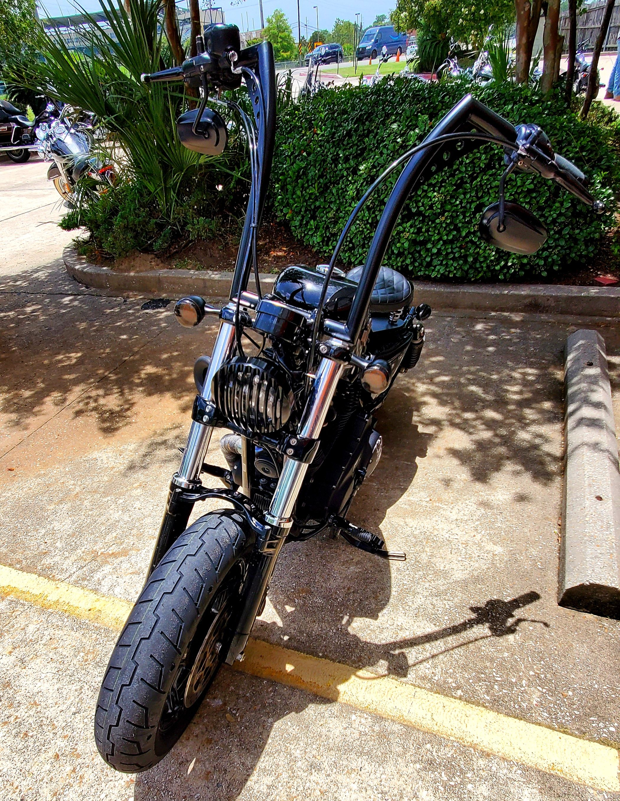 Pre-Owned 2016 Harley-Davidson Forty-Eight XL1200X