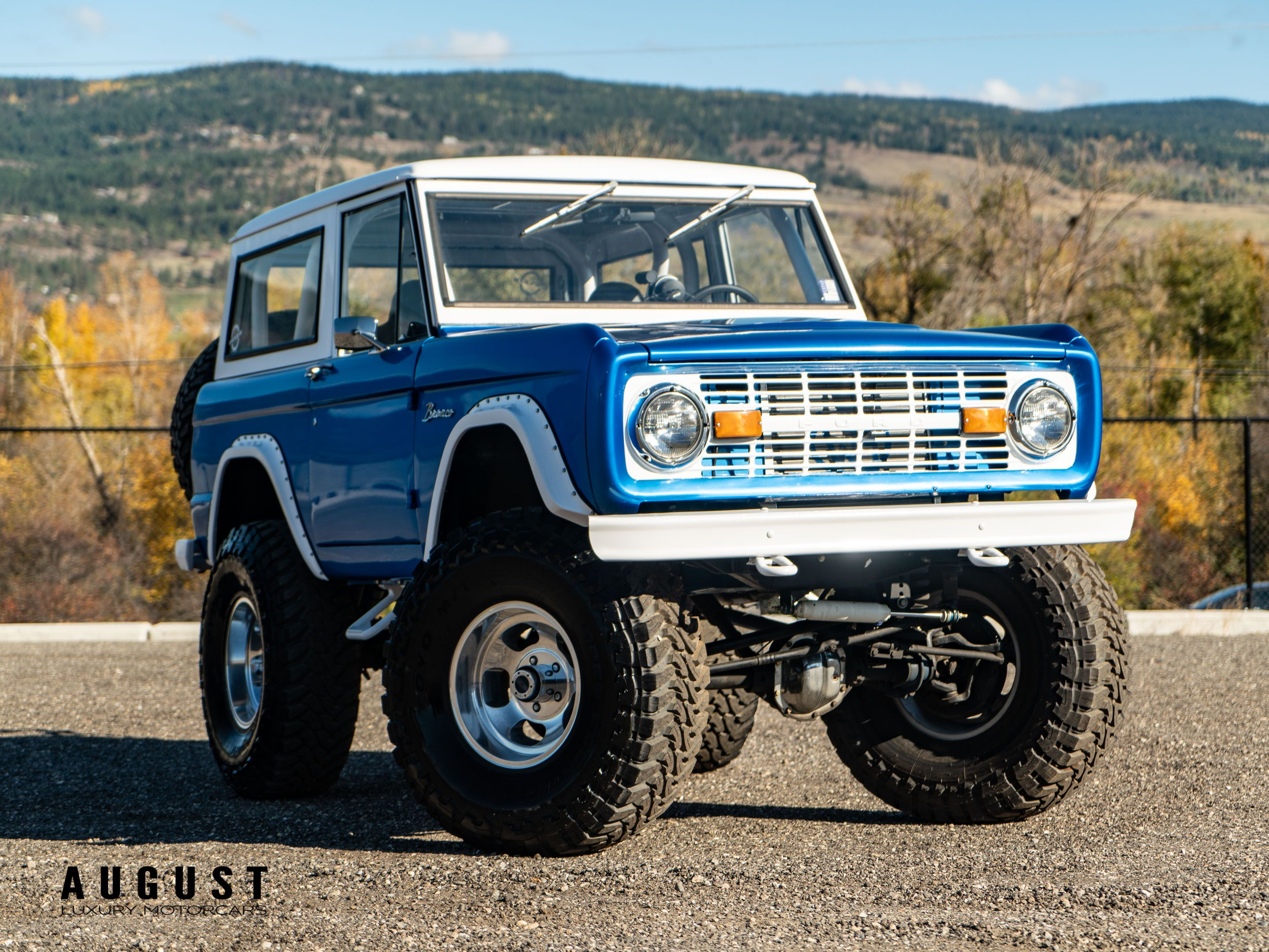 Pre-Owned 1974 Ford Bronco Farley Built