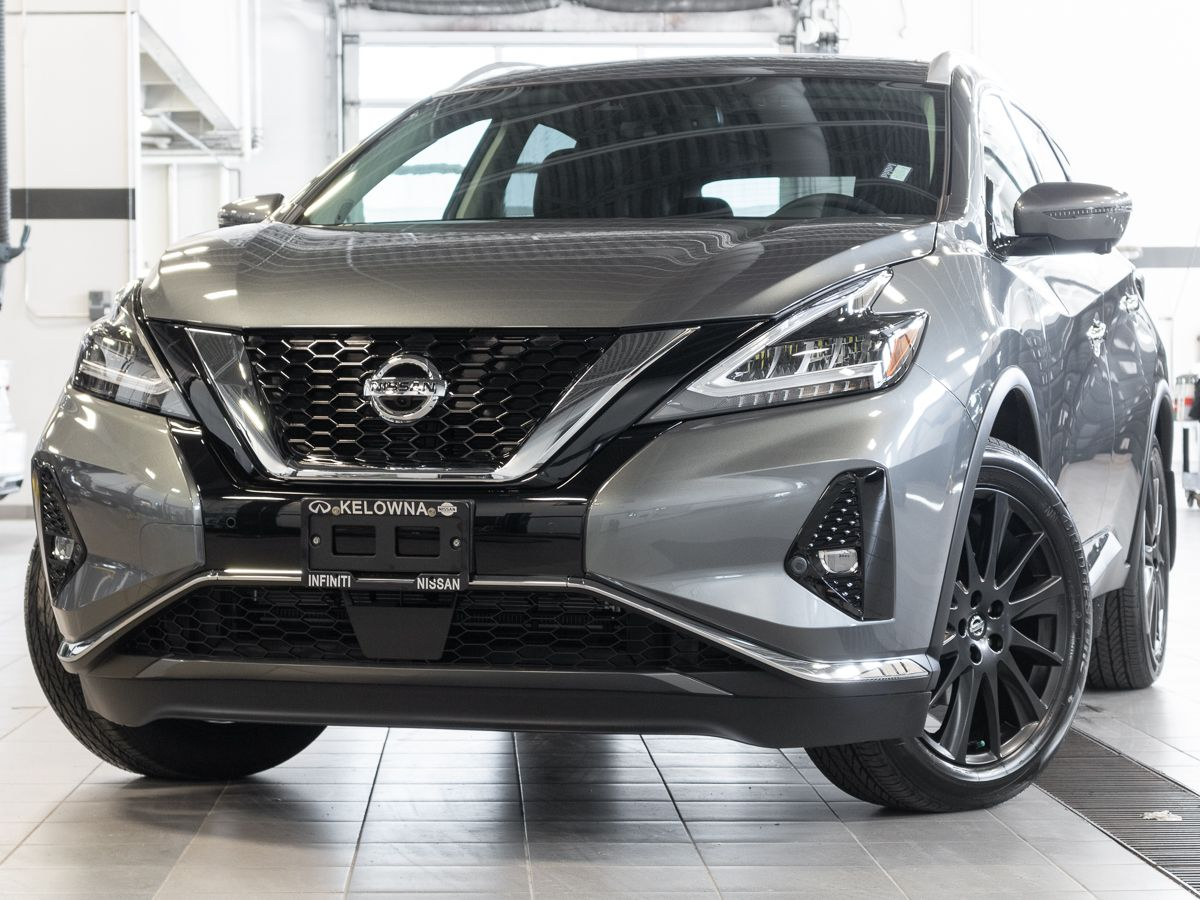 pre-owned 2020 nissan murano limited edition suv in