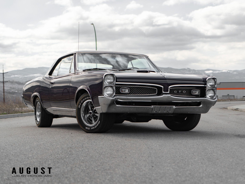 Pre-Owned 1967 Pontiac GTO Very Clean!