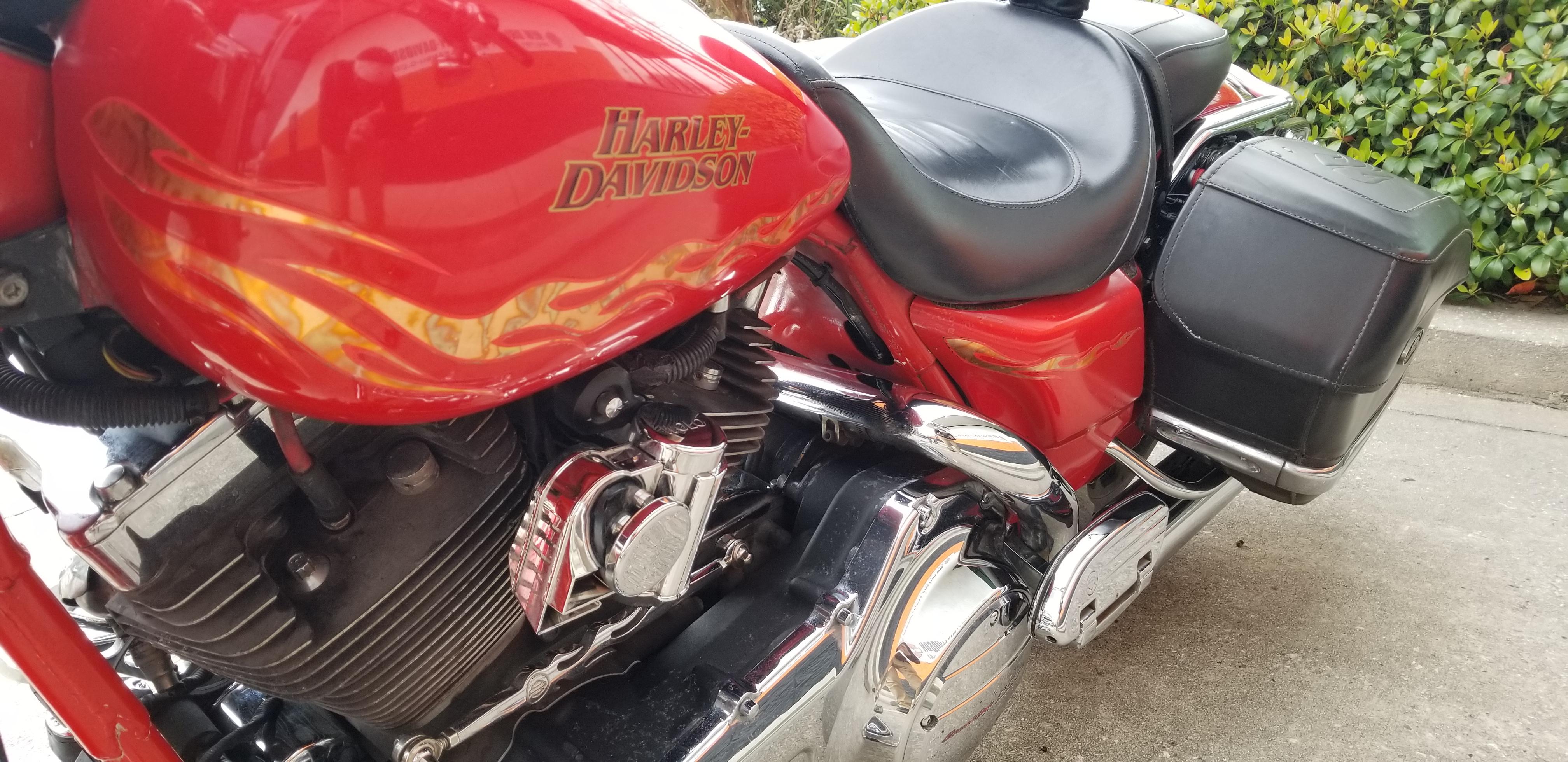 Pre-Owned 2007 Harley-Davidson Screamin Eagle Road King