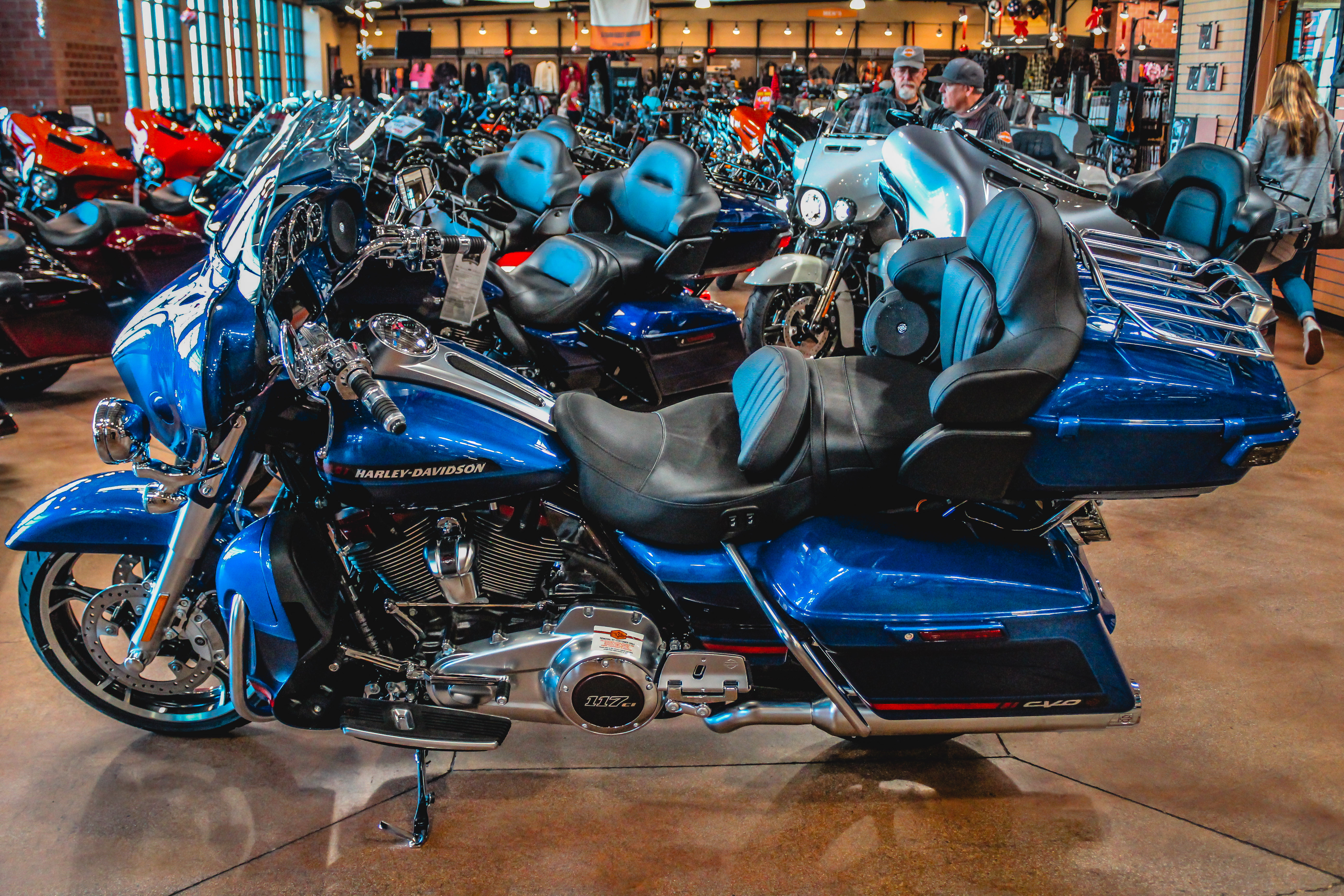 Pre-Owned 2020 Harley-Davidson CVO Limited
