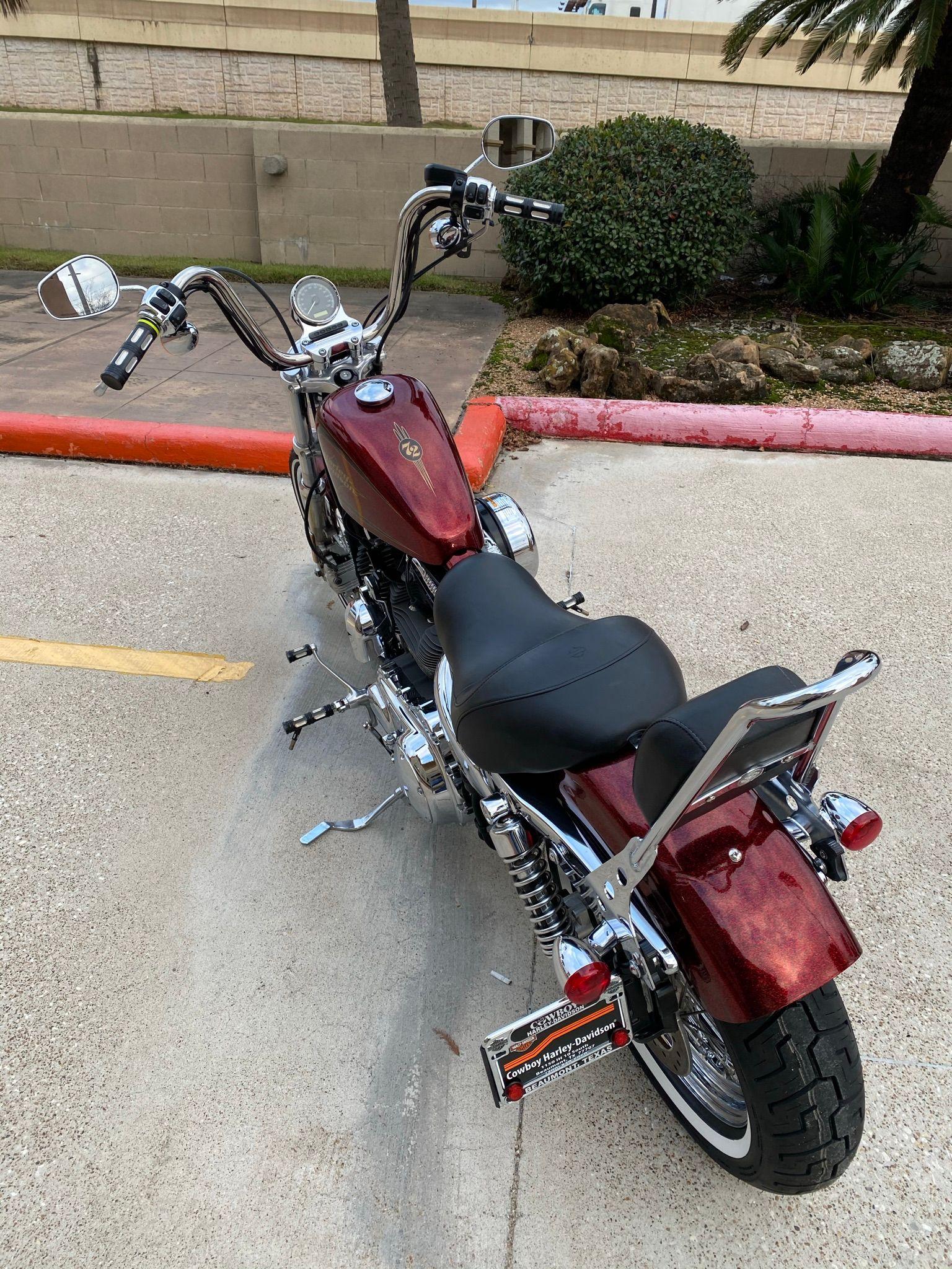 Pre Owned 2012 Harley Davidson XL1200V   Sportster Seventy Two