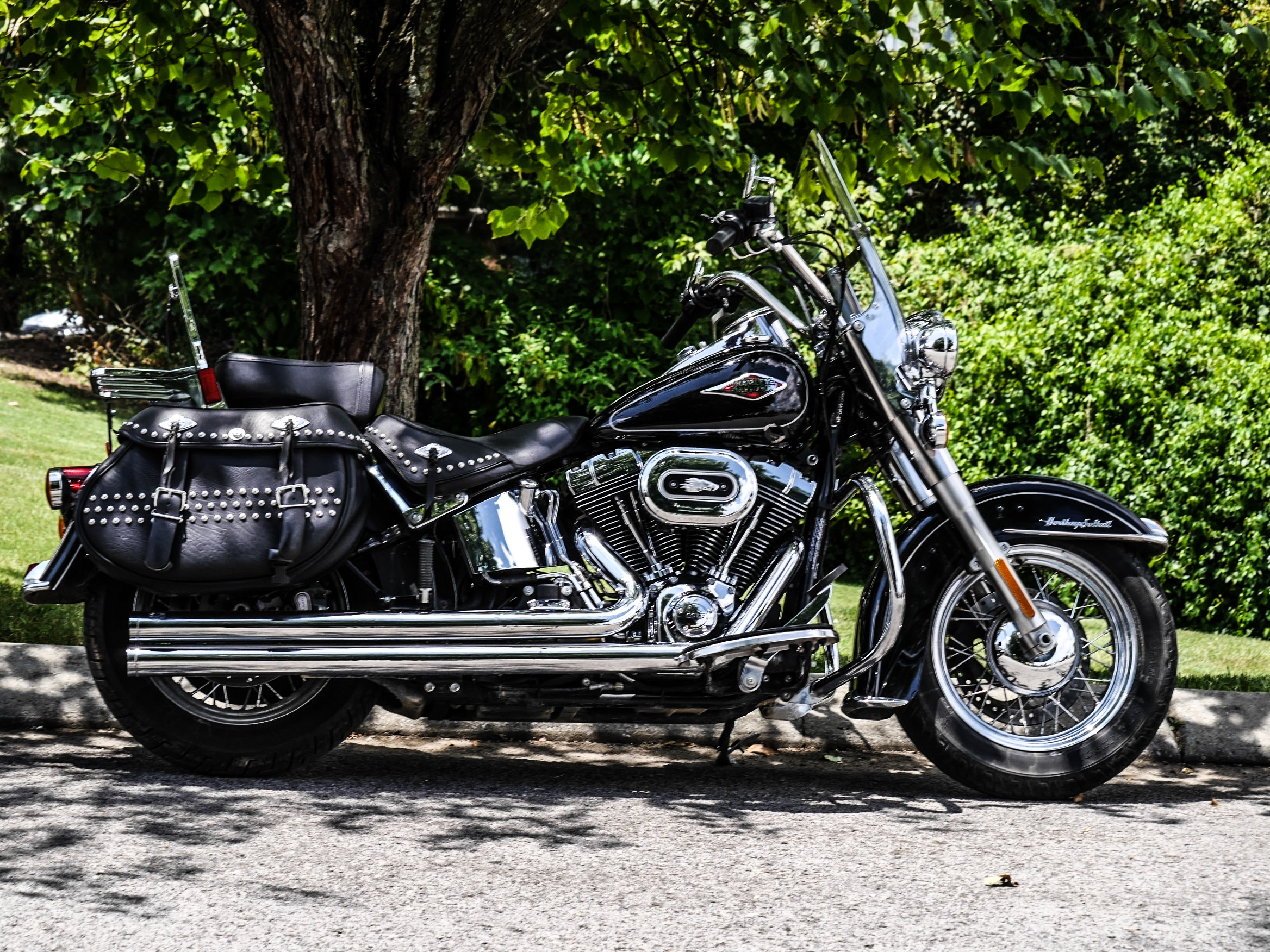 Pre-Owned 2015 Harley-Davidson Heritage Softail Classic