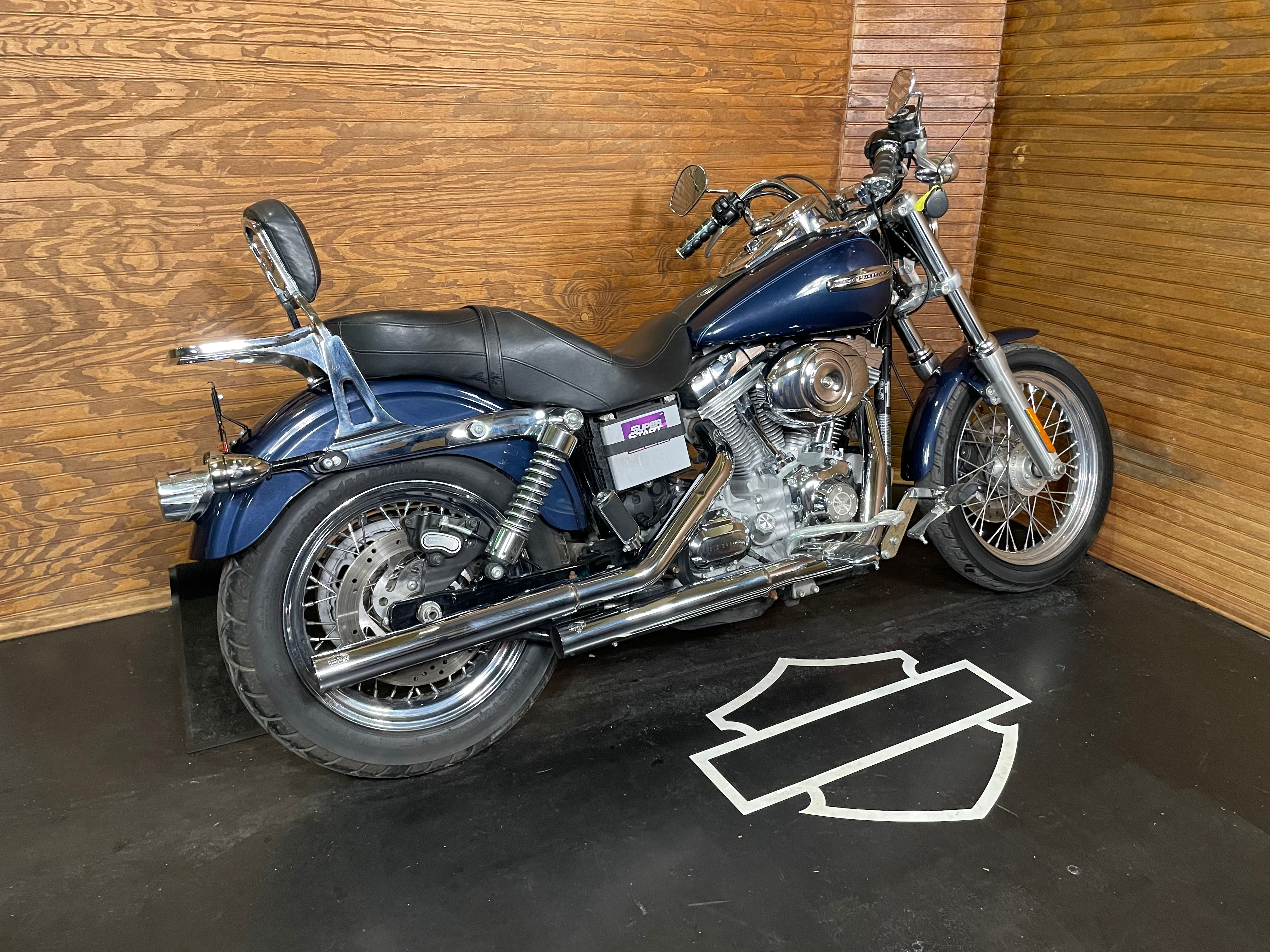 Pre-Owned 2008 Harley-Davidson Super Glide Custom