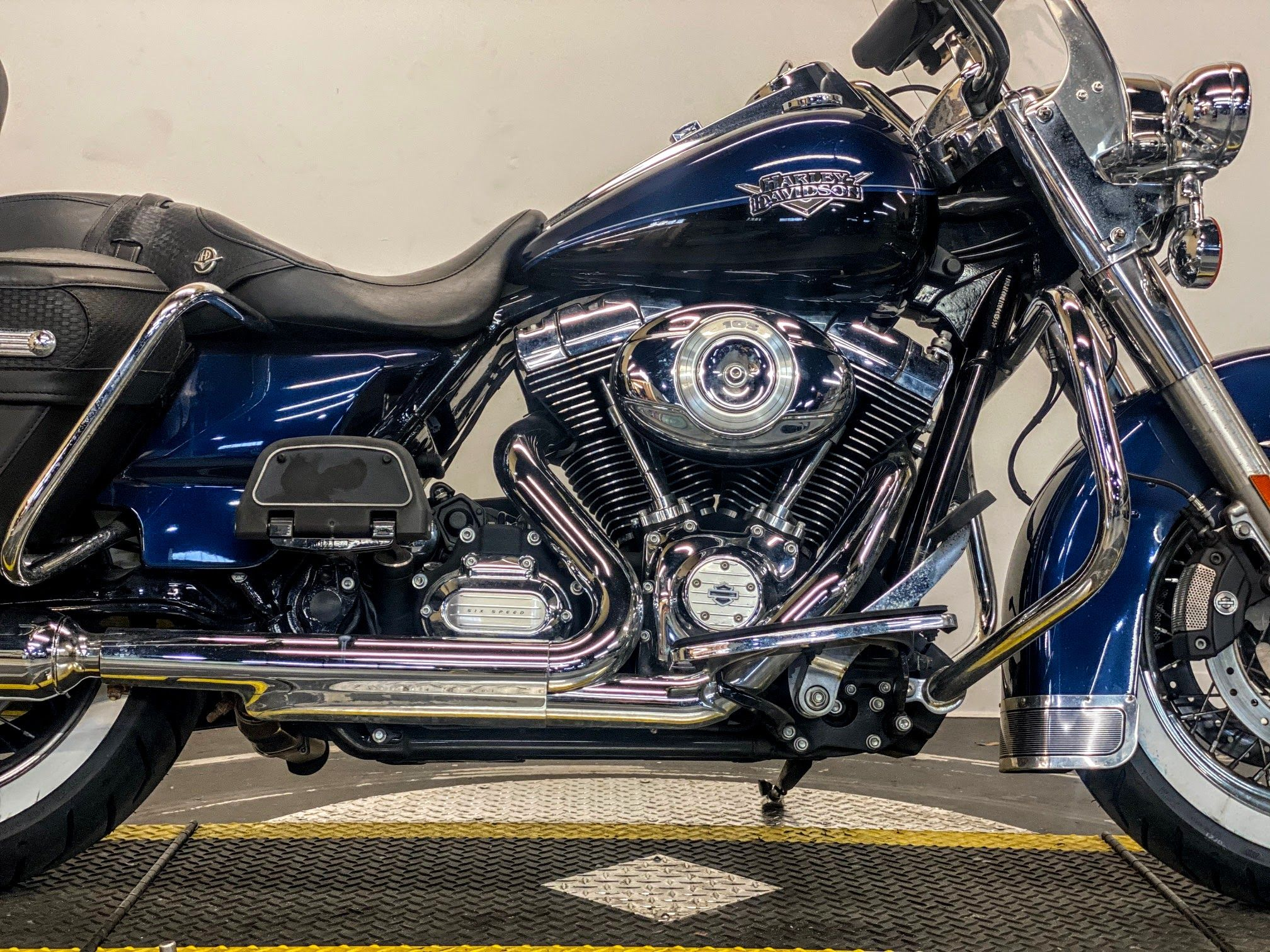 Pre-Owned 2012 Harley-Davidson Road King Classic FLHRC