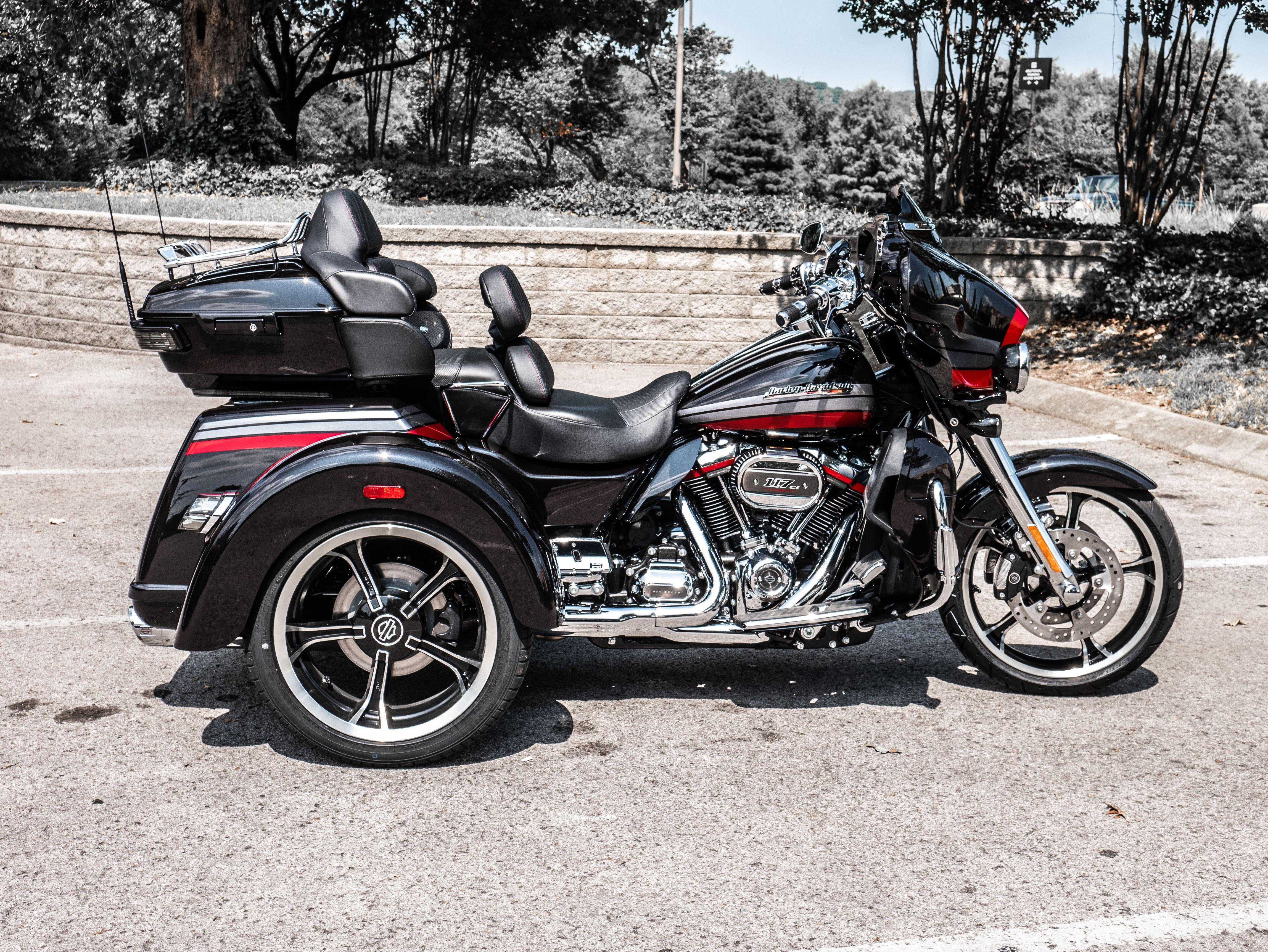 New 2020 Harley-Davidson CVO Tri Glide in Franklin # ...
