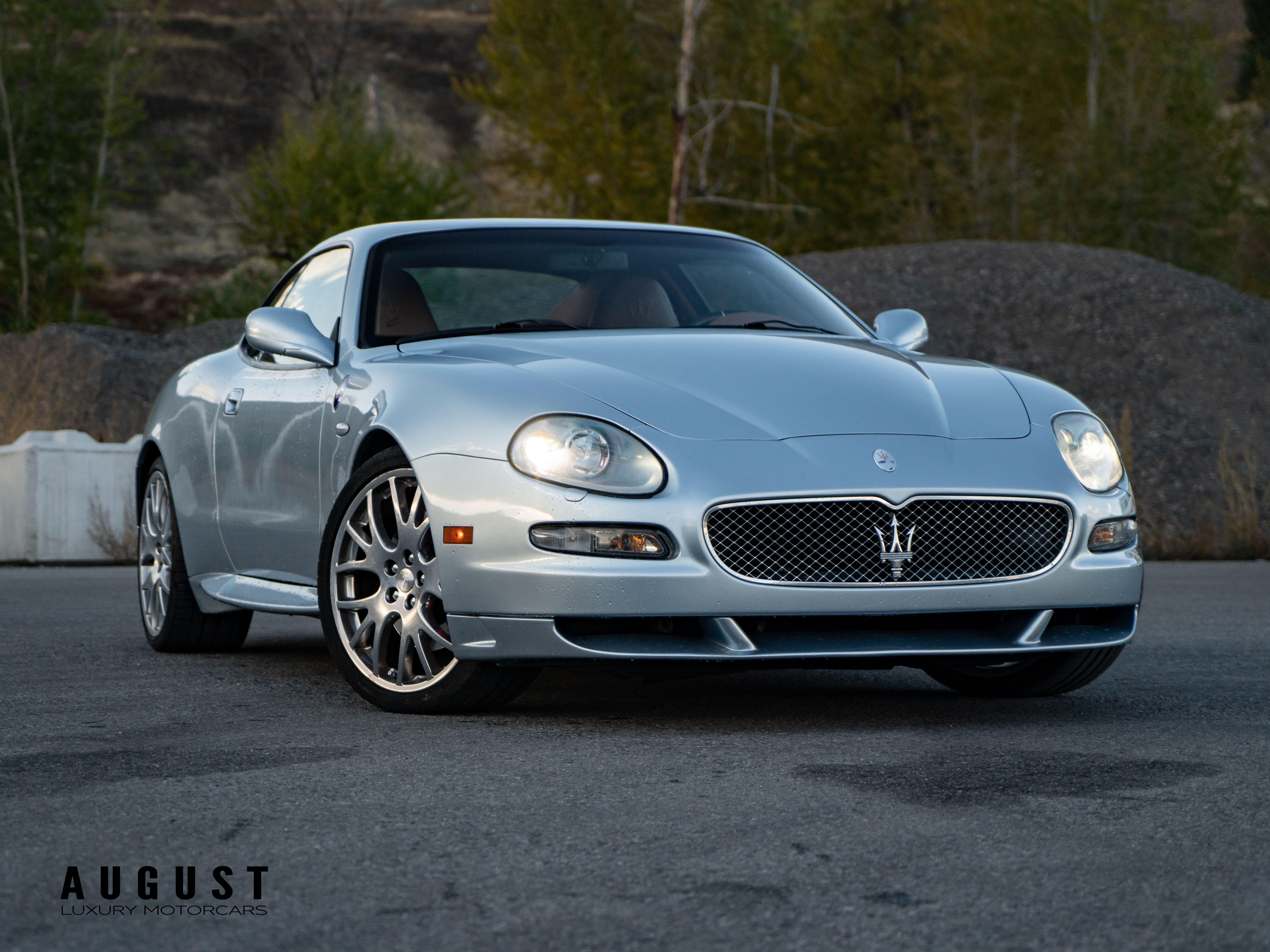 Pre-Owned 2006 Maserati GranSport LE