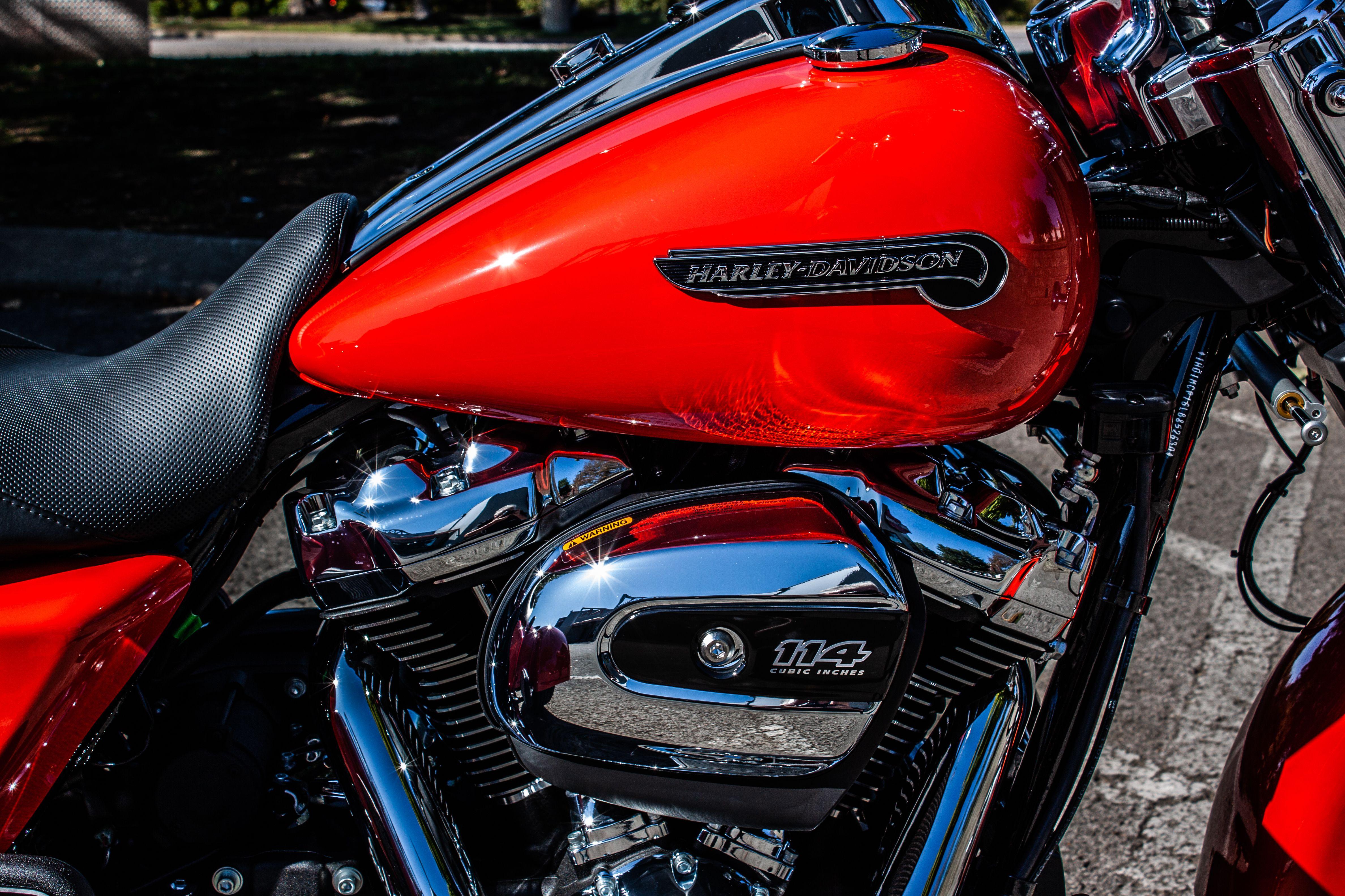 New 2020 Harley-Davidson Freewheeler