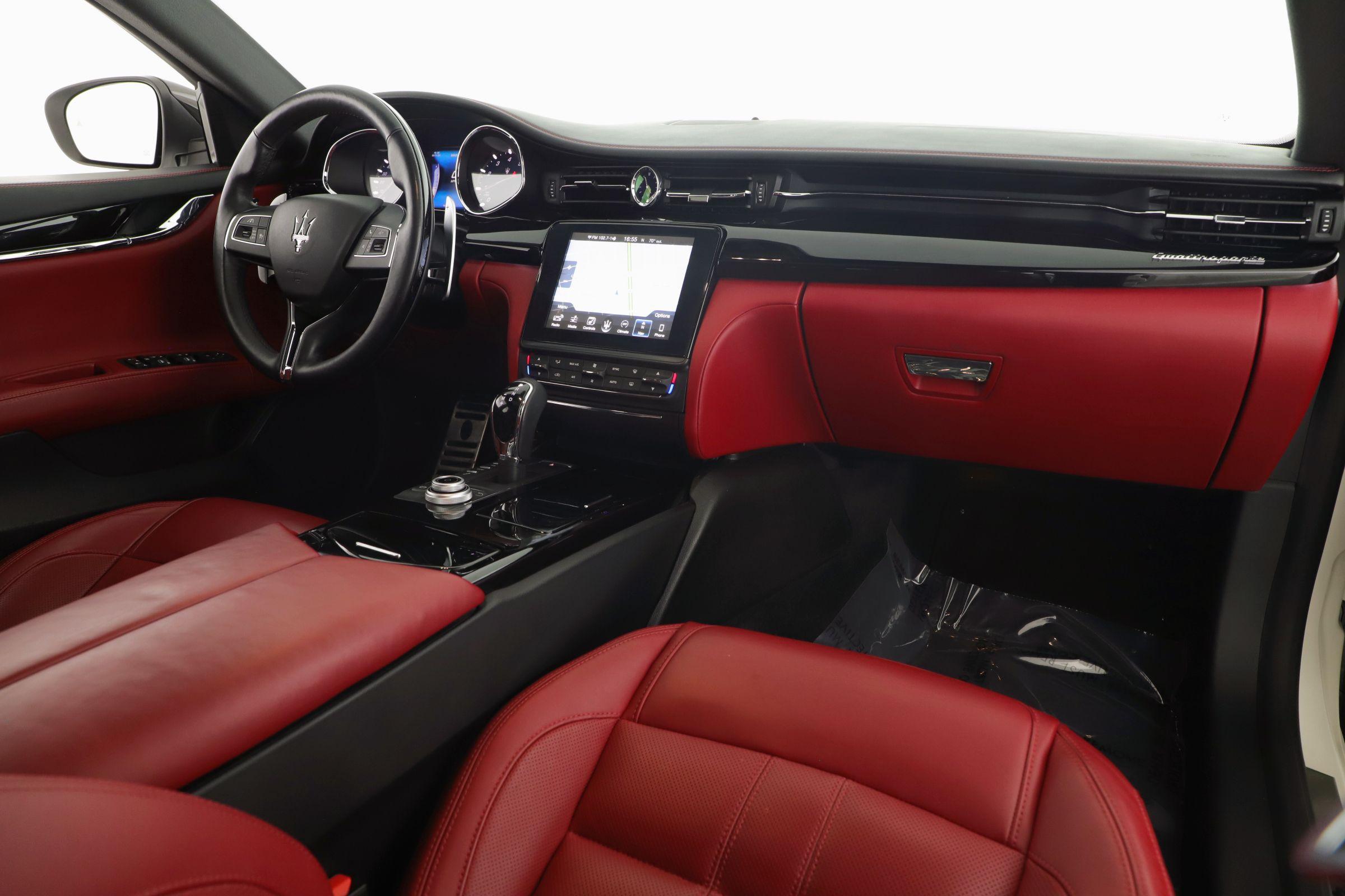 Pre-Owned 2017 Maserati Quattroporte S Q4 GranSport