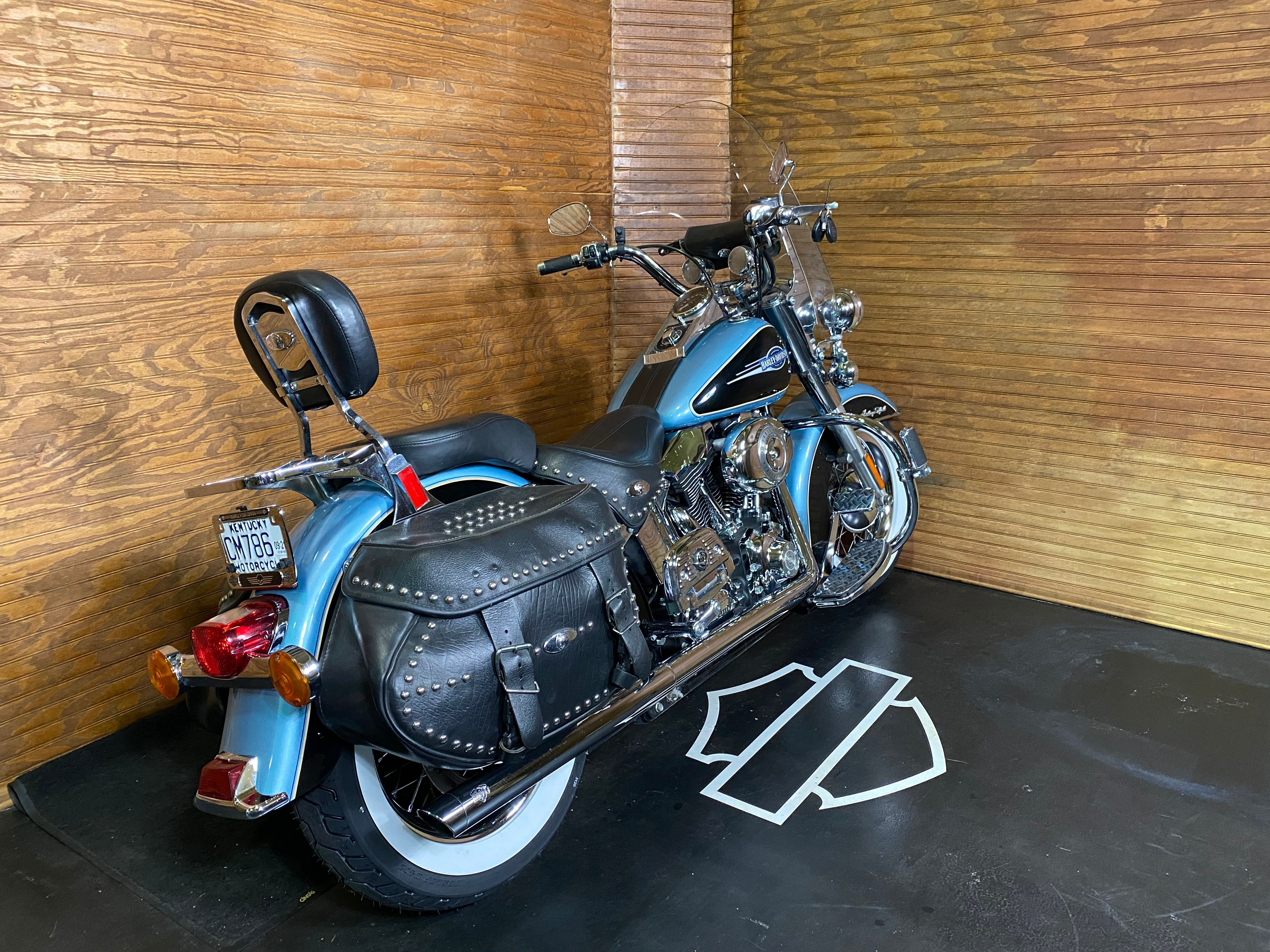 Pre-Owned 2007 Harley-Davidson Heritage Classic