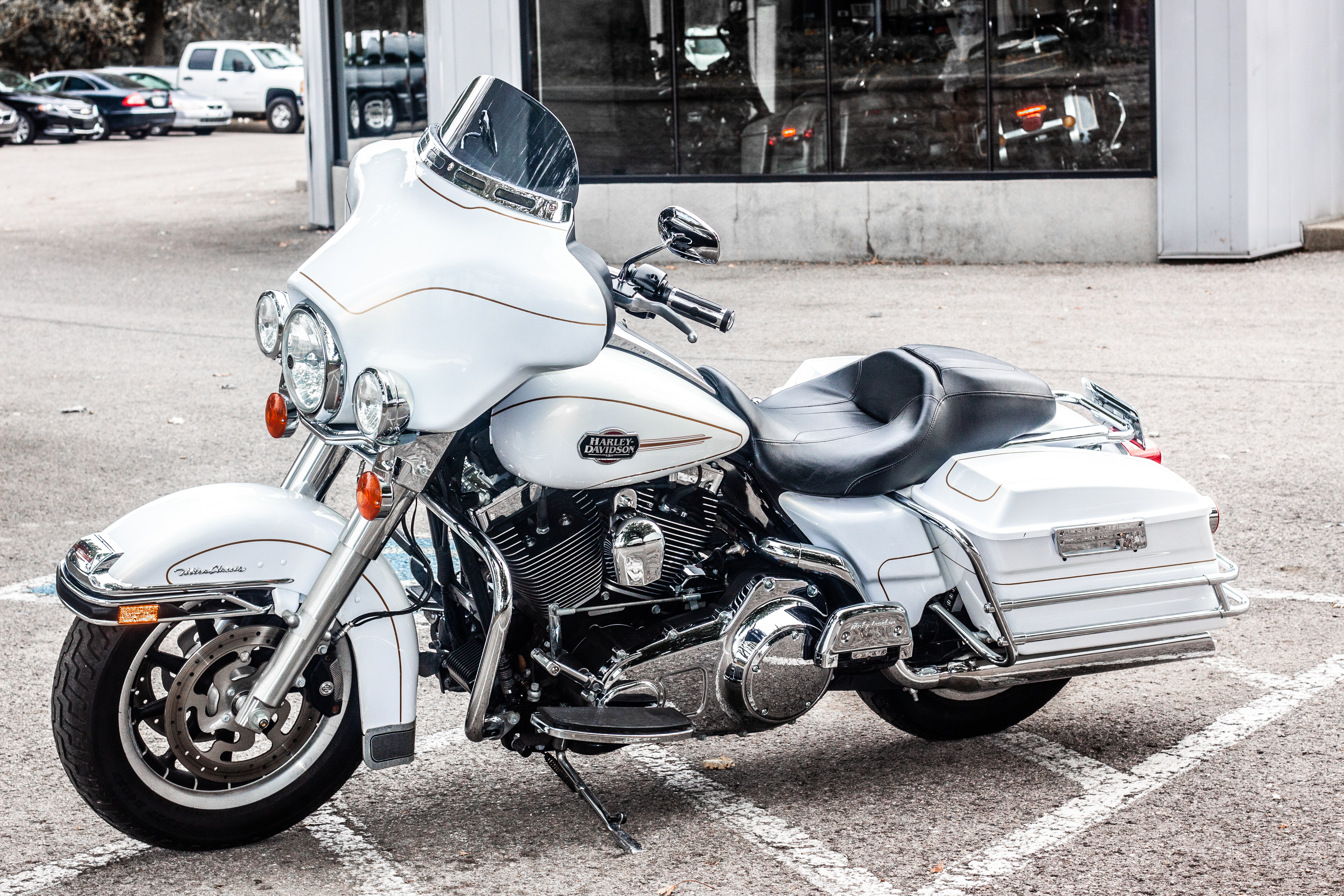 Pre-Owned 2008 Harley-Davidson Electra Glide Ultra Classic