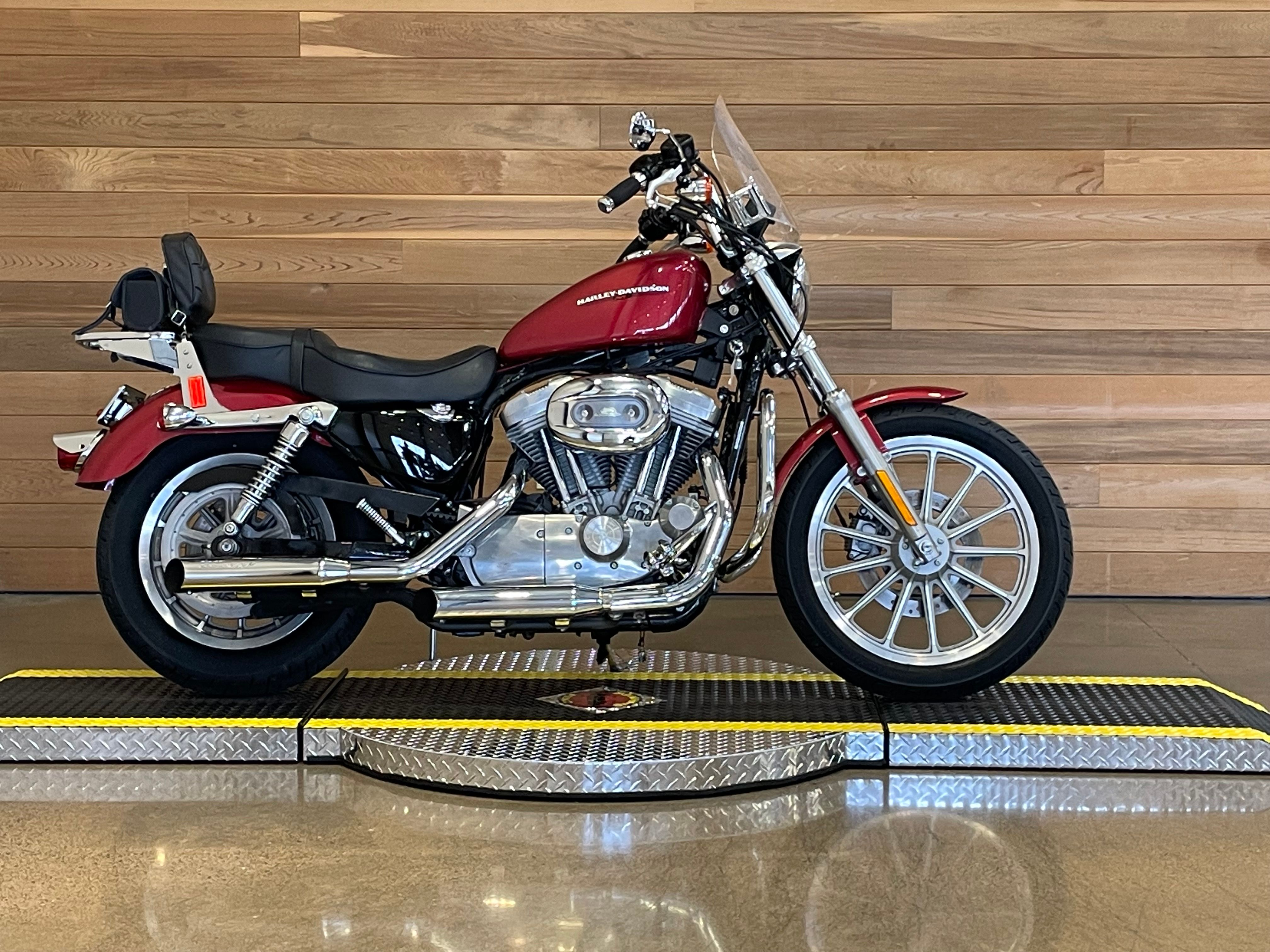 2005 Harley-Davidson 883 Low