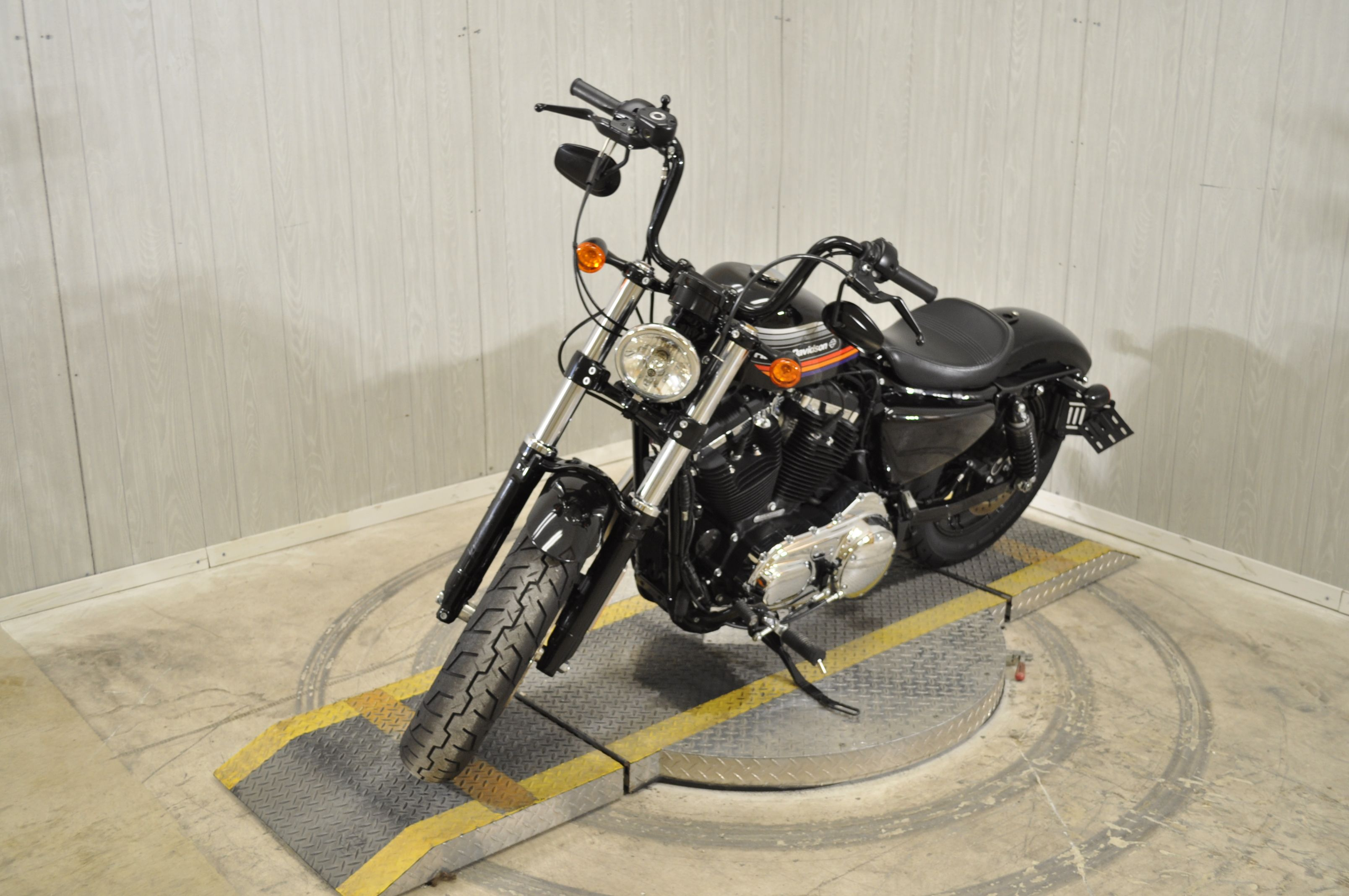 Pre-Owned 2018 Harley-Davidson Forty-Eight Special XL1200XS