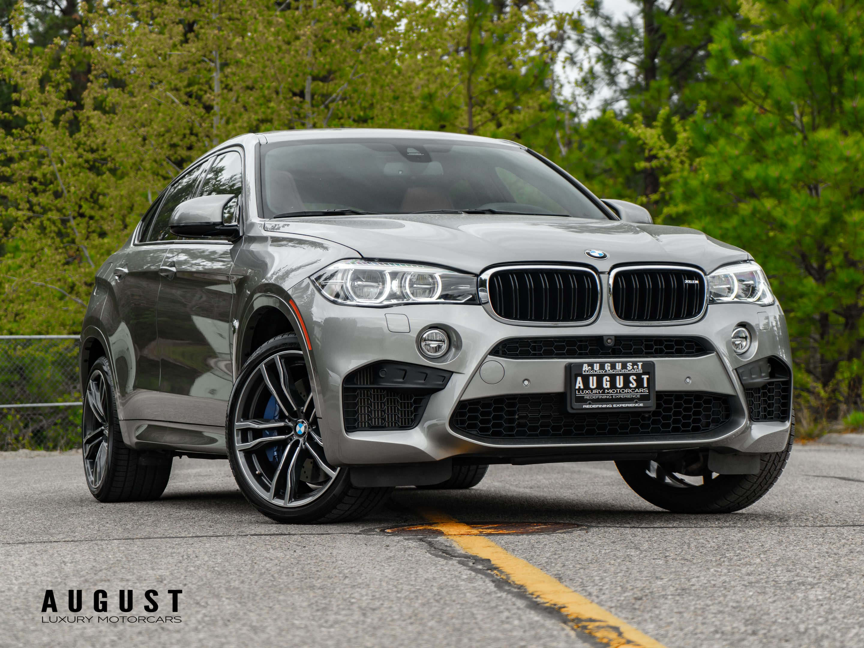 Pre-Owned 2018 BMW X6 M Very Low KM!