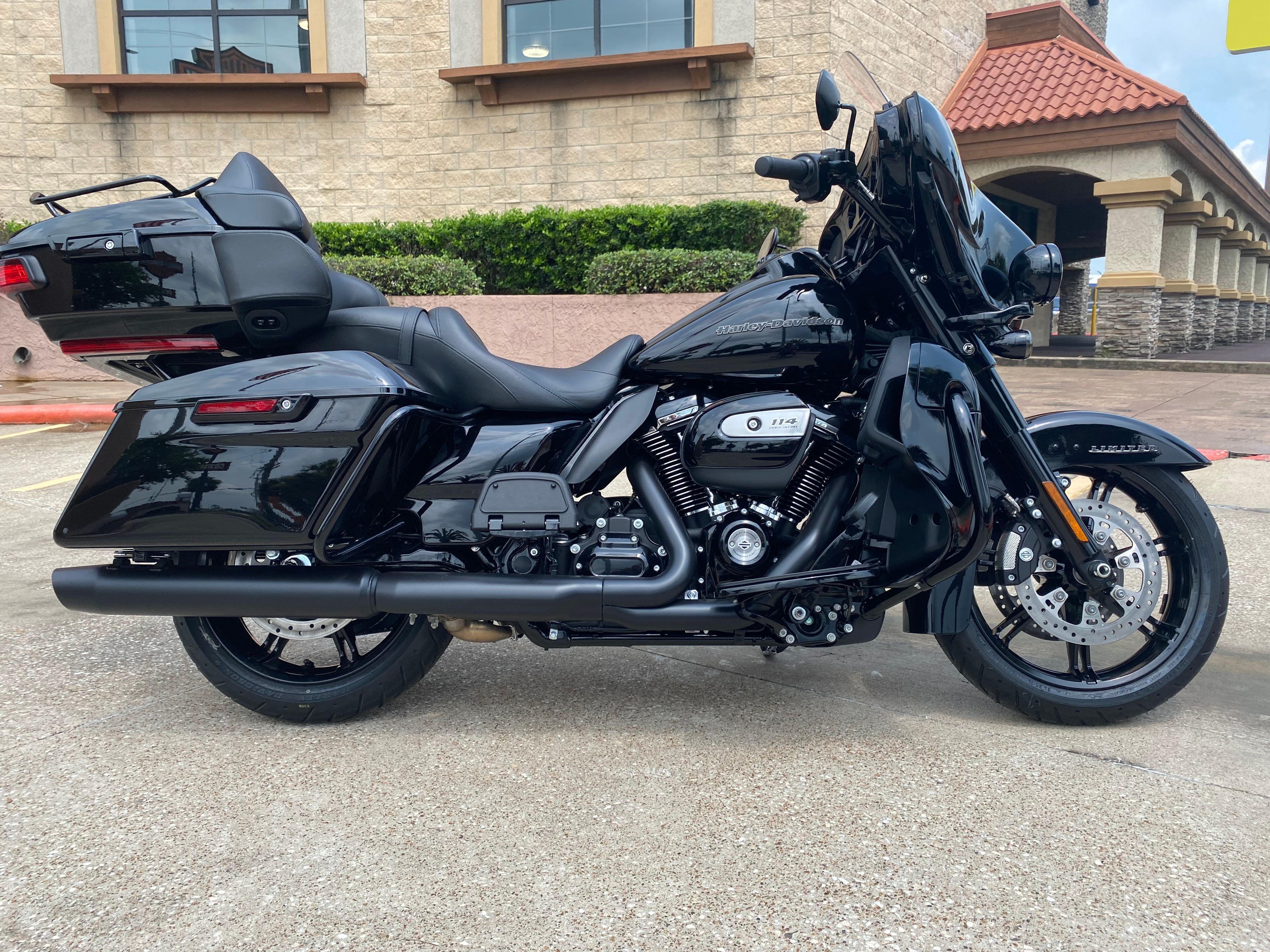 2021 Harley-Davidson Ultra Limited