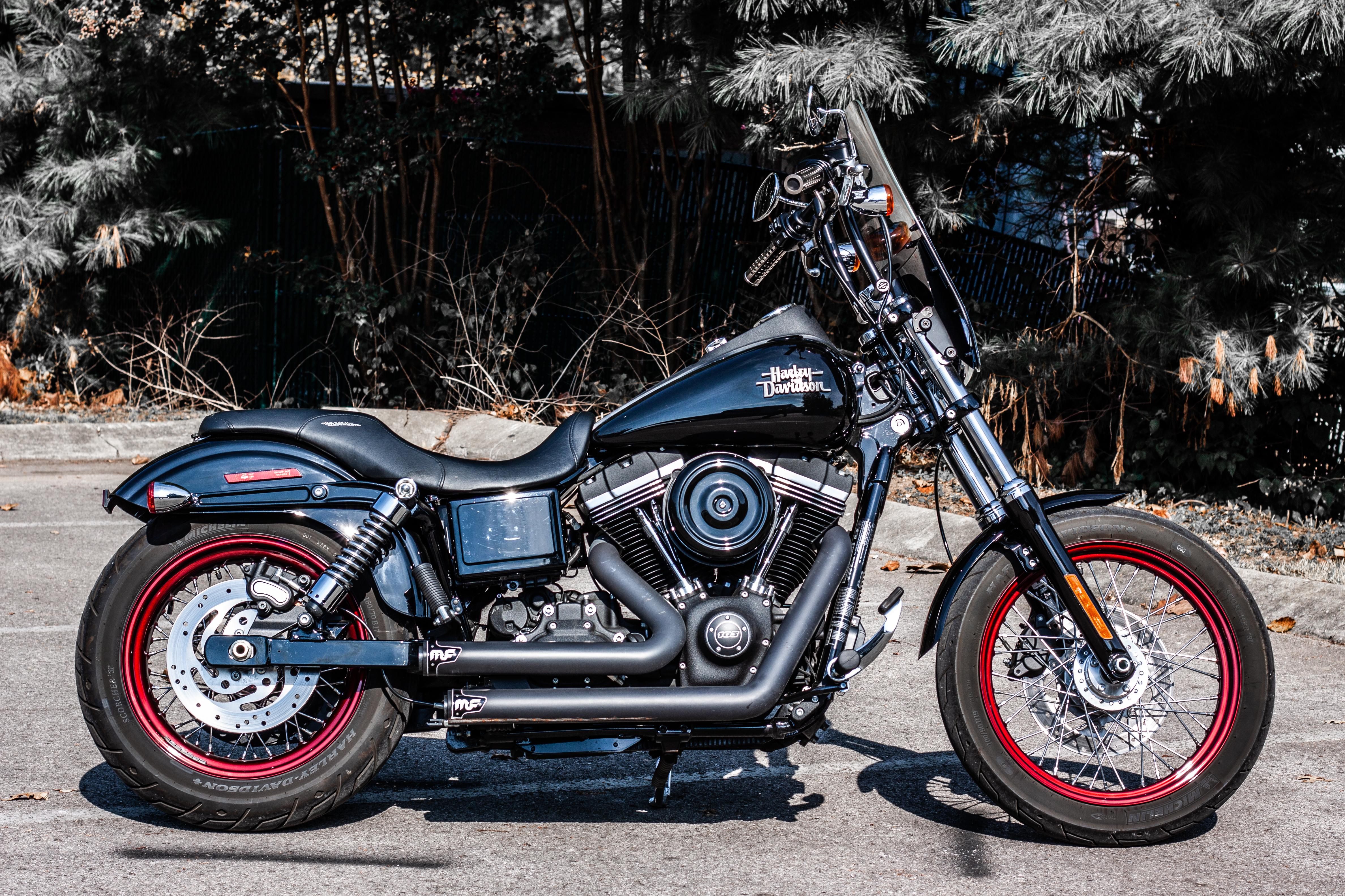 Pre-Owned 2016 Harley-Davidson Street Bob
