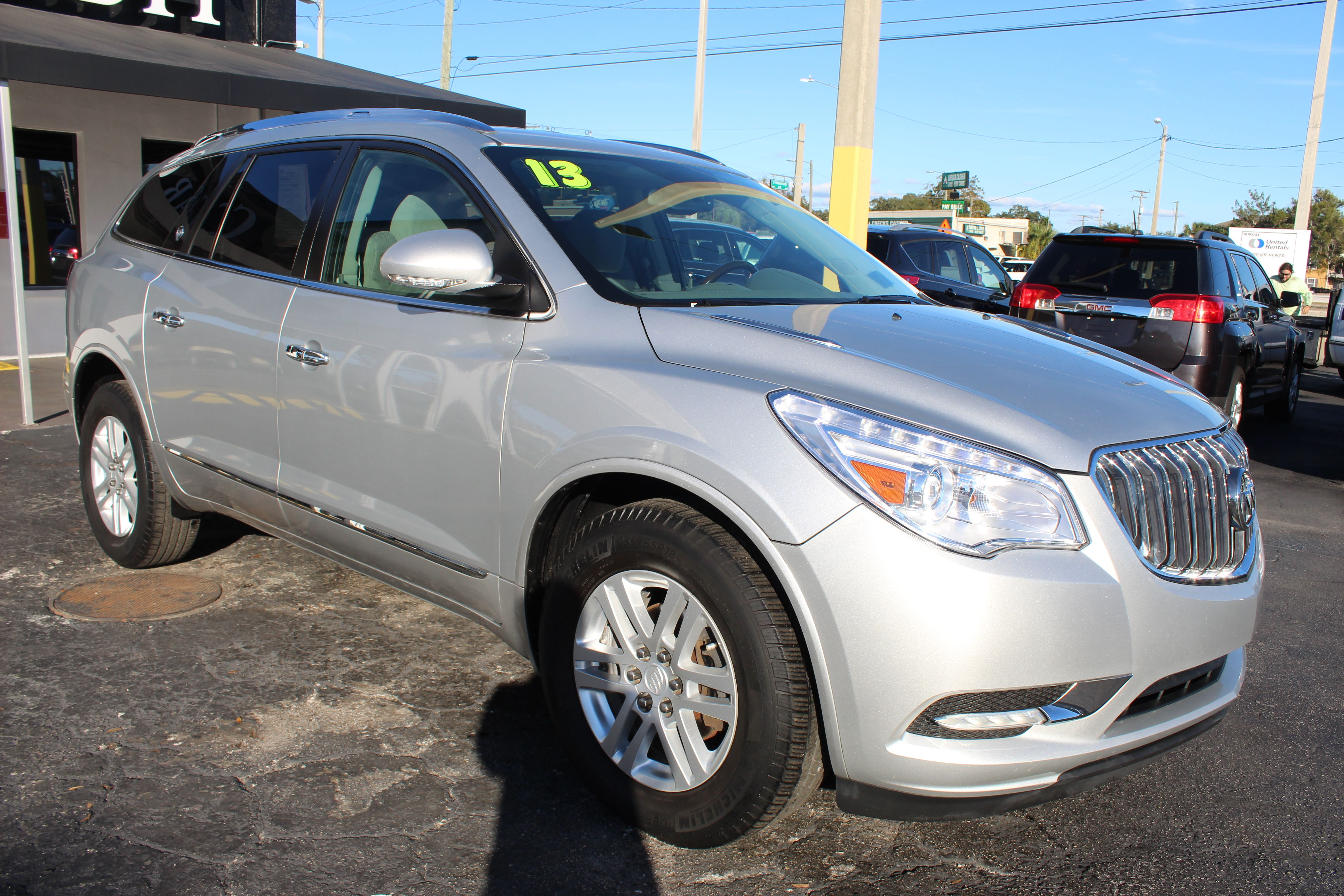 Pre-Owned 2013 Buick Enclave Convenience