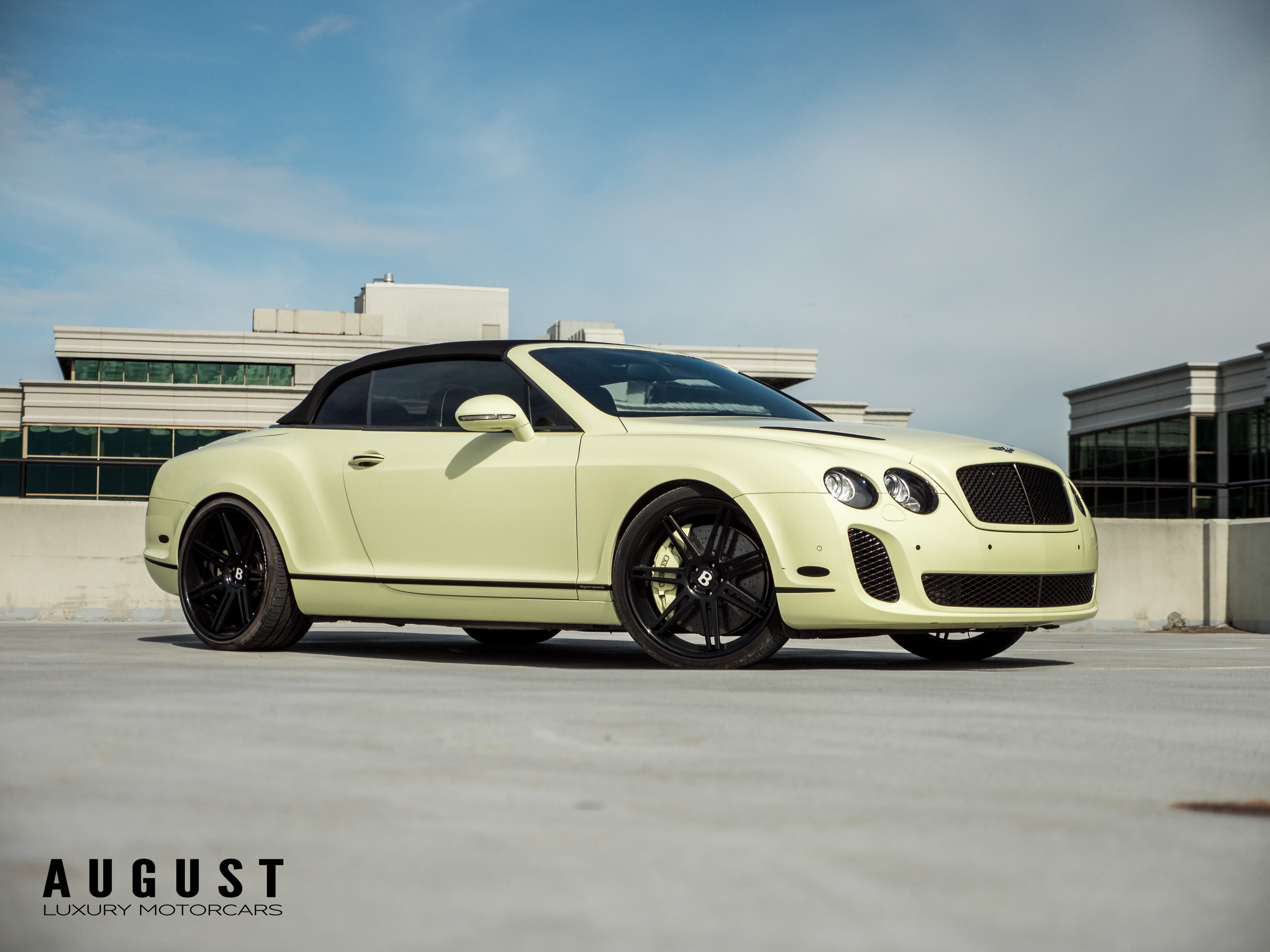 Pre-Owned 2011 Bentley Continental
