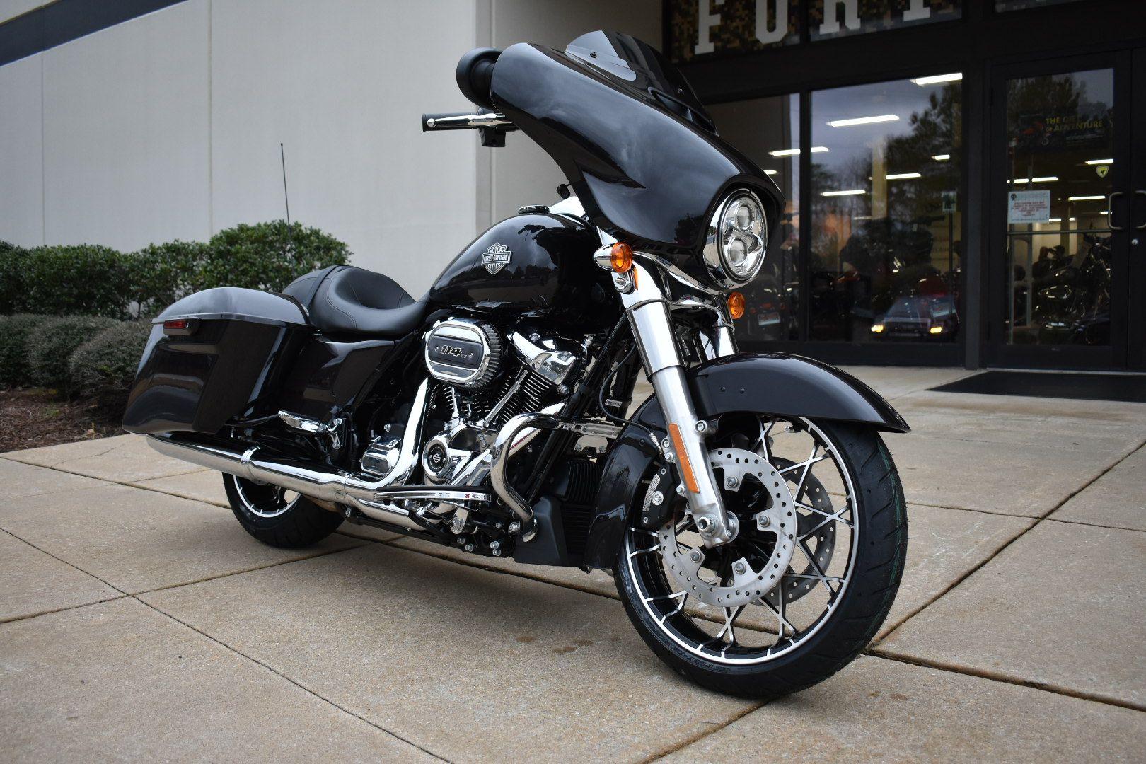 New 2021 Harley-Davidson Street Glide Special FLHXS