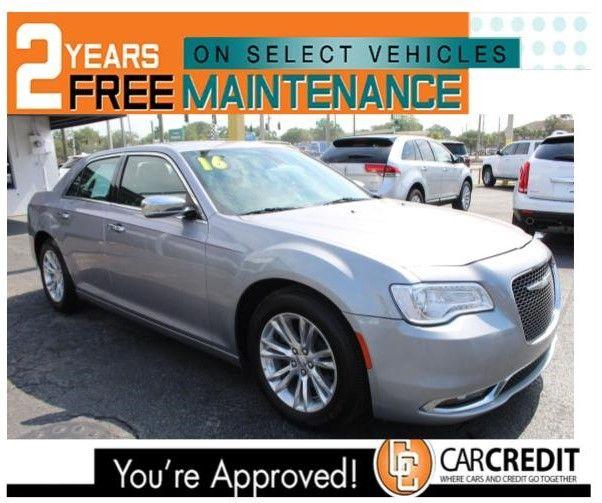 Pre-Owned 2016 Chrysler 300 300C