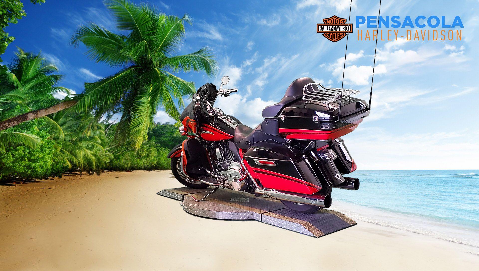 Pre-Owned 2016 Harley-Davidson CVO Limited FLHTKSE