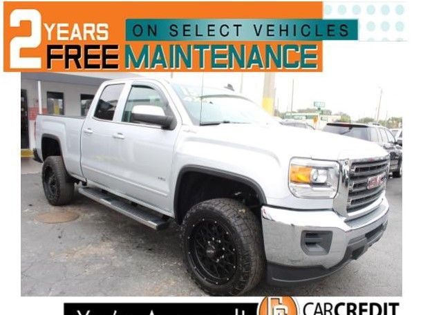 Pre-Owned 2015 GMC Sierra 2500HD available WiFi SLE 4X4
