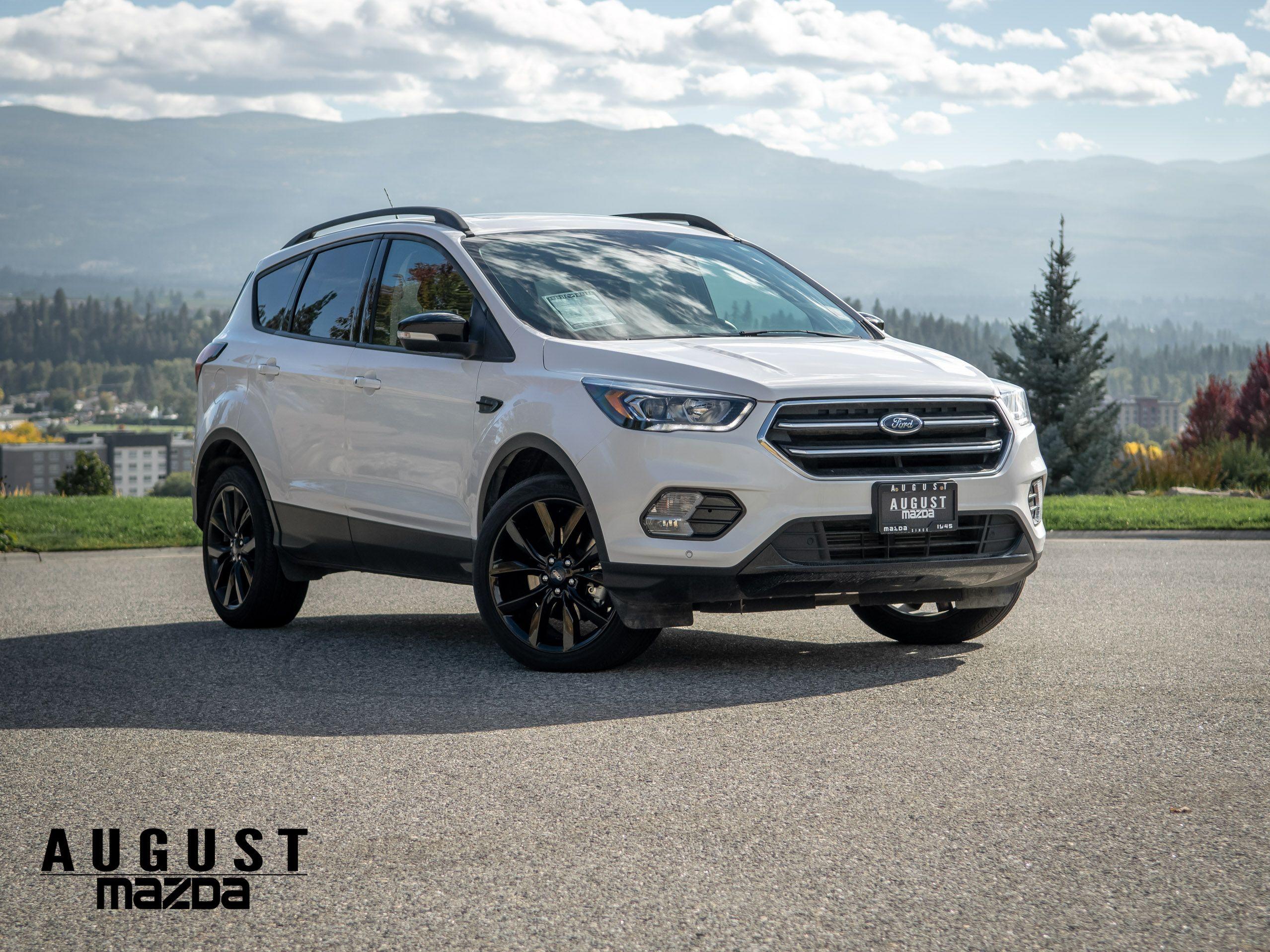 Pre-Owned 2019 Ford Escape Titanium