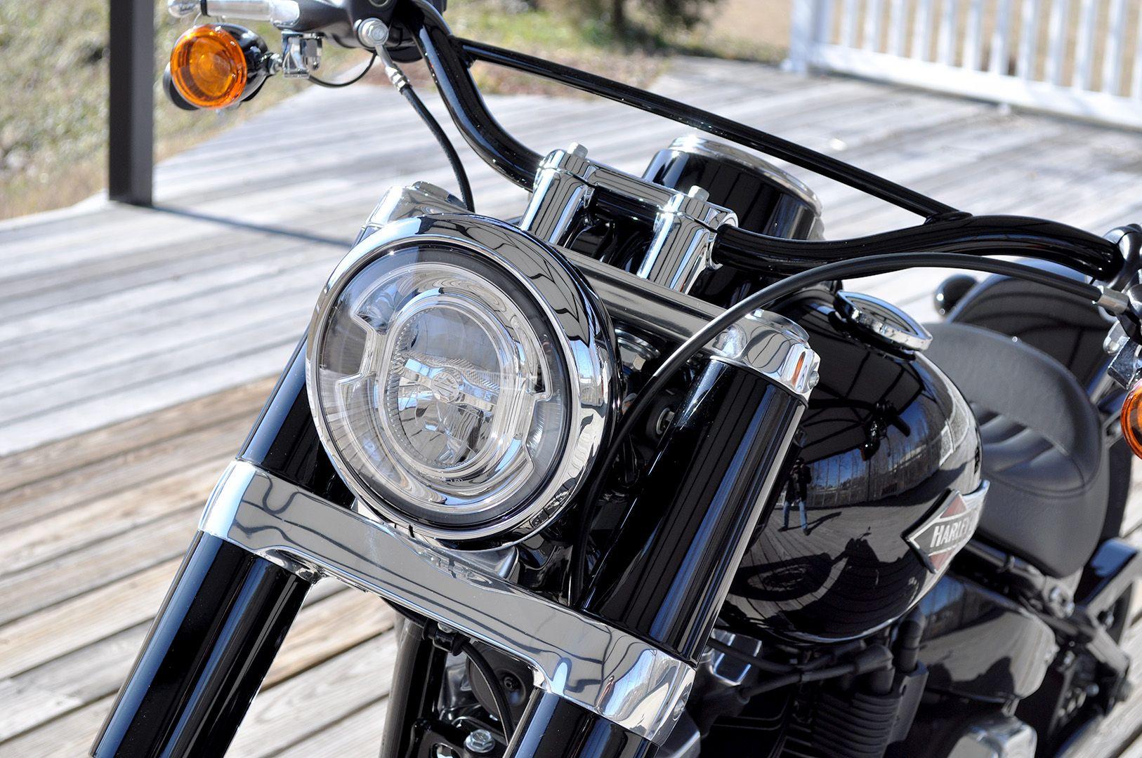 New 2021 Harley-Davidson Softail Slim