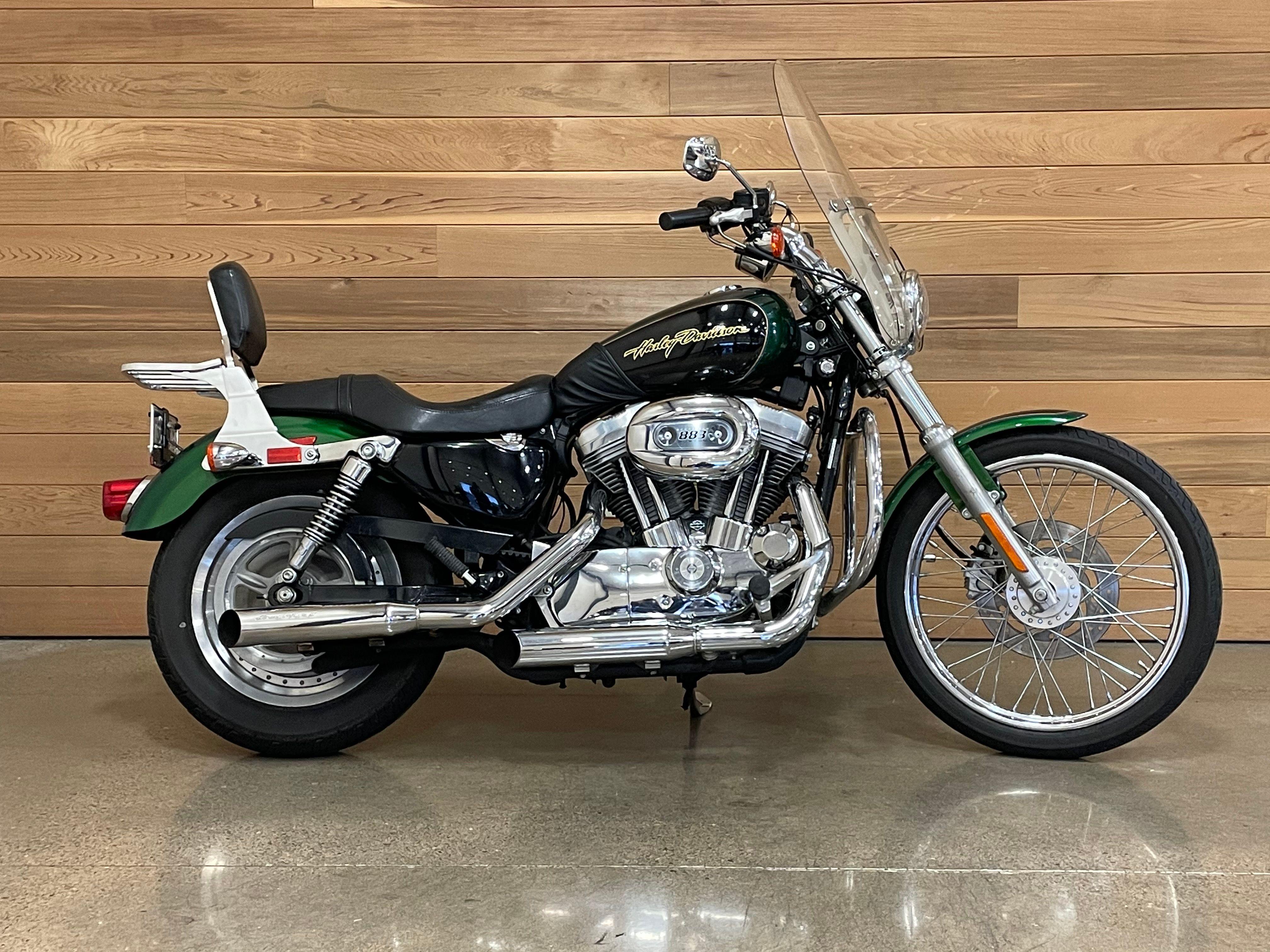 2006 Harley-Davidson 883 Custom