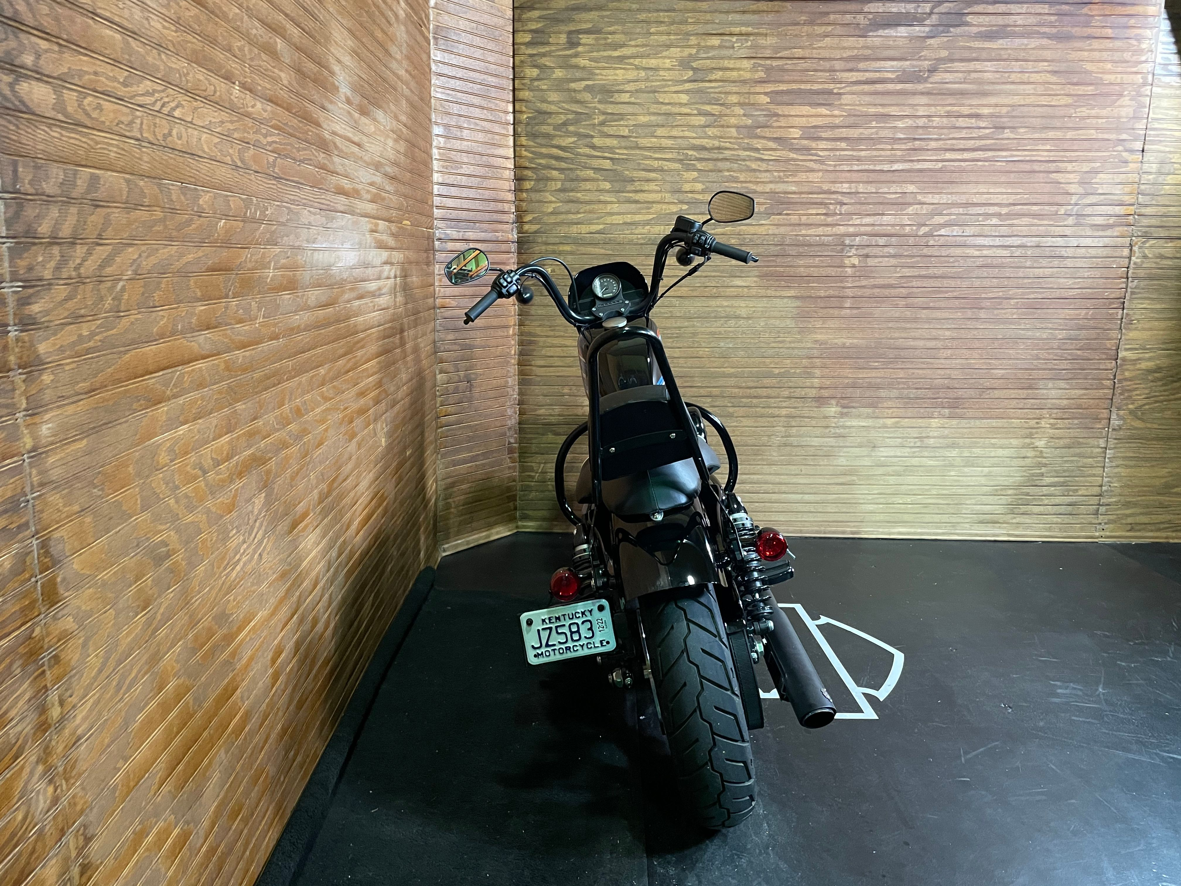 Pre-Owned 2020 Harley-Davidson Iron 1200