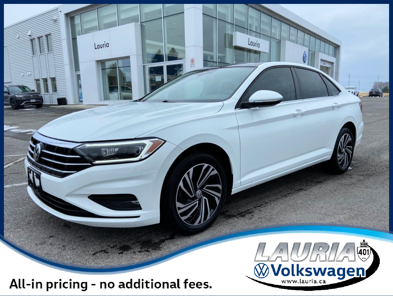 Certified Pre-Owned 2019 Volkswagen Jetta Execline Manual - LOADED