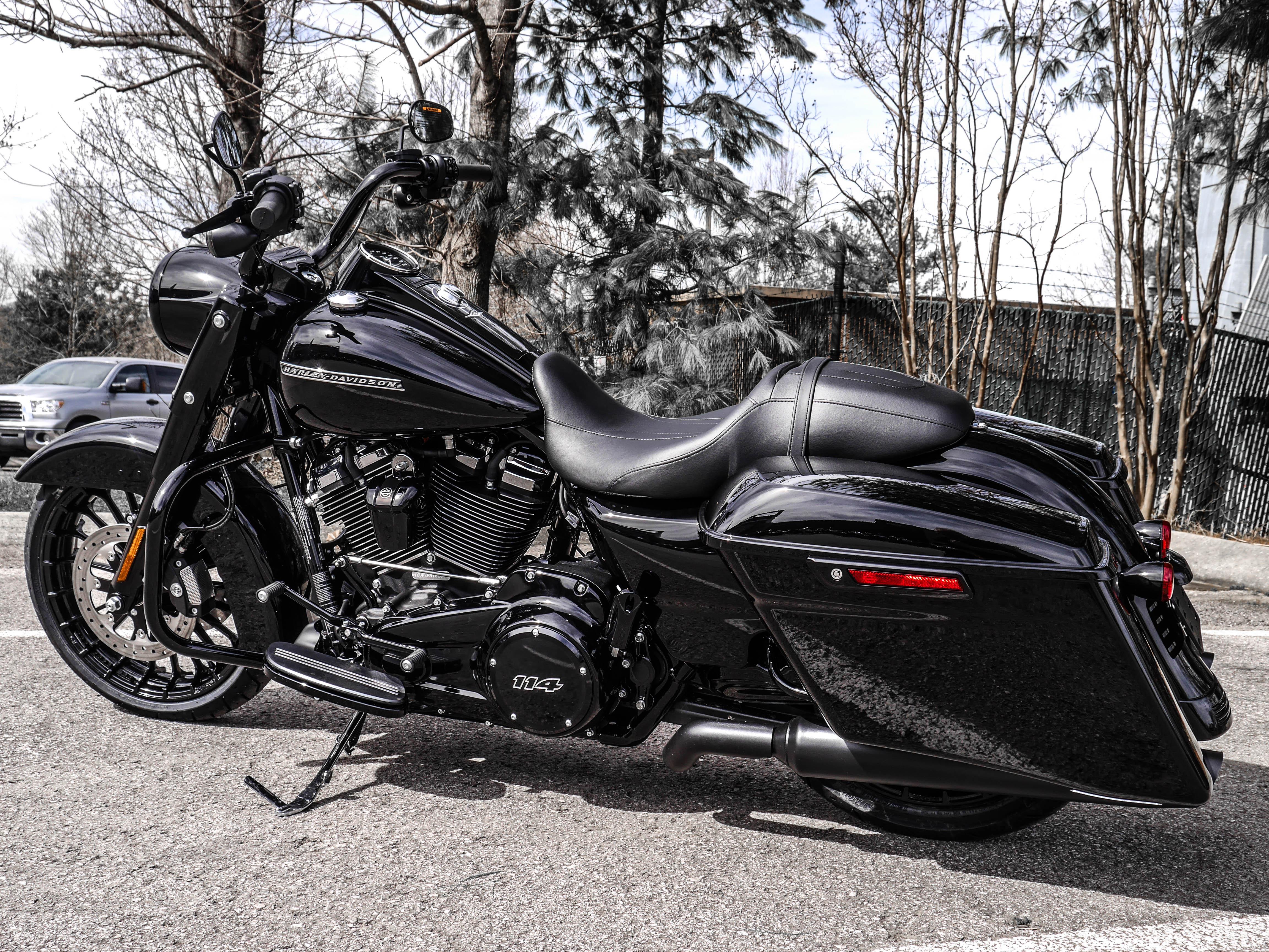 New 2019 Harley-Davidson Special