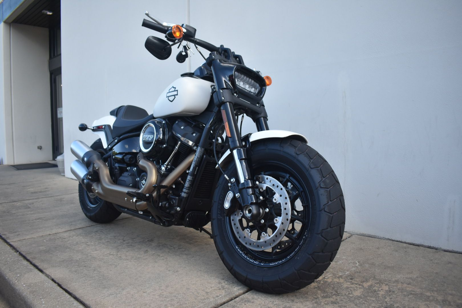 Pre-Owned 2018 Harley-Davidson Fat Bob FXFB