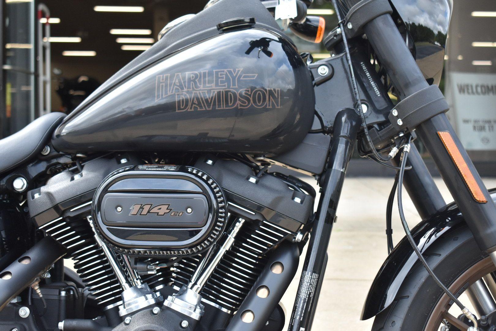 New 2020 Harley-Davidson Low Rider S FXLRS