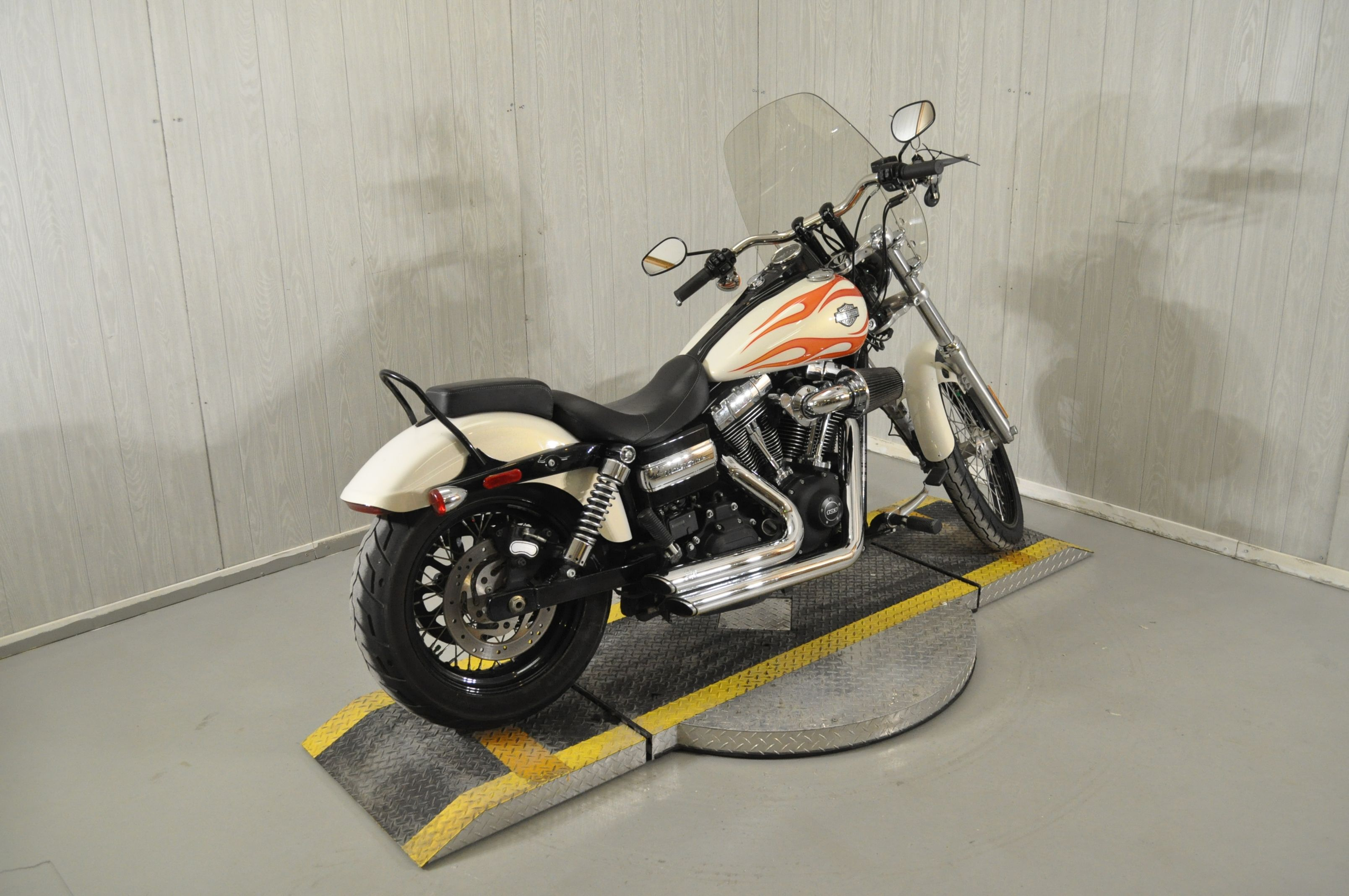 Pre-Owned 2014 Harley-Davidson Wide Glide FXDWG
