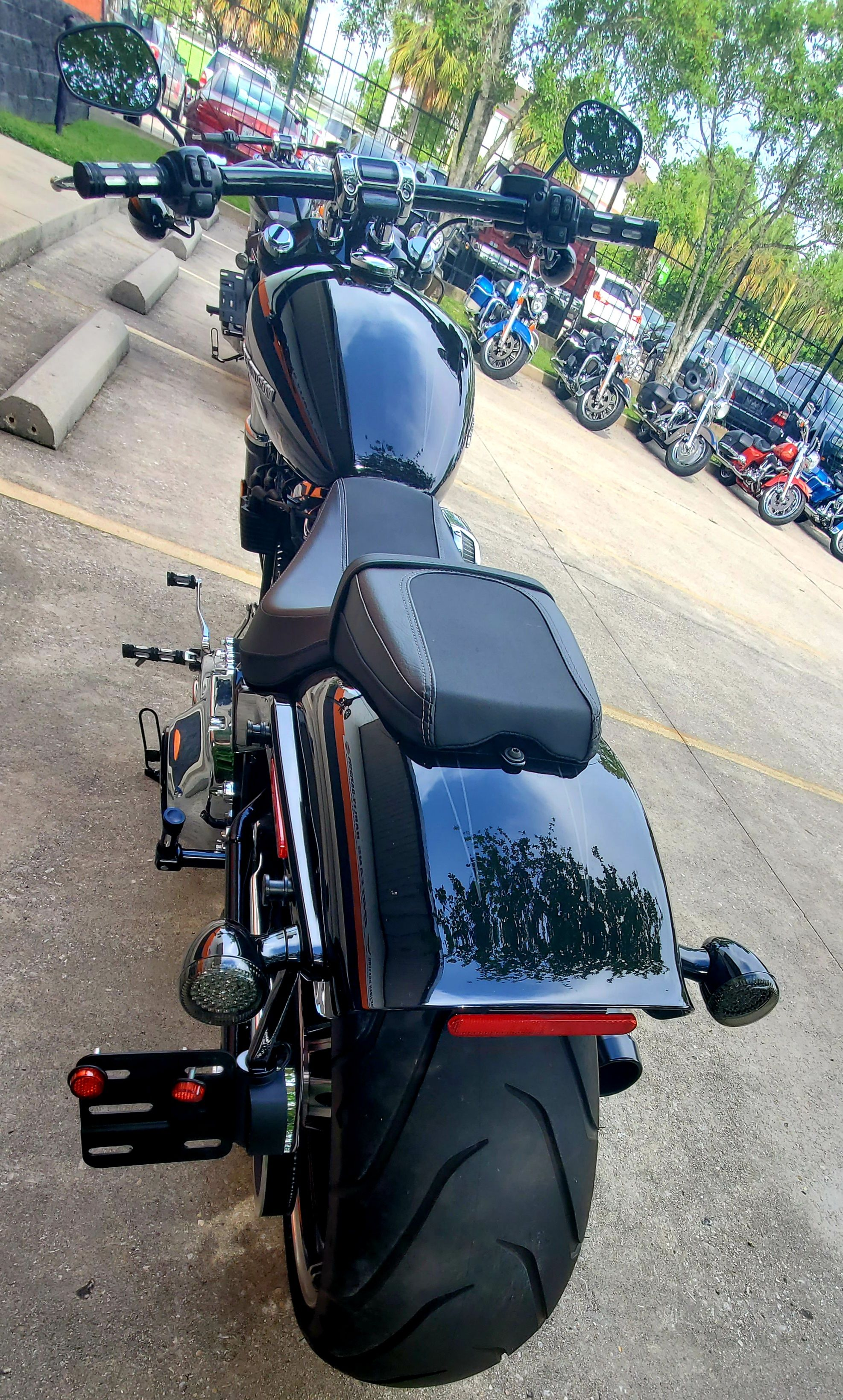 Pre-Owned 2020 Harley-Davidson Breakout 114 FXBRS