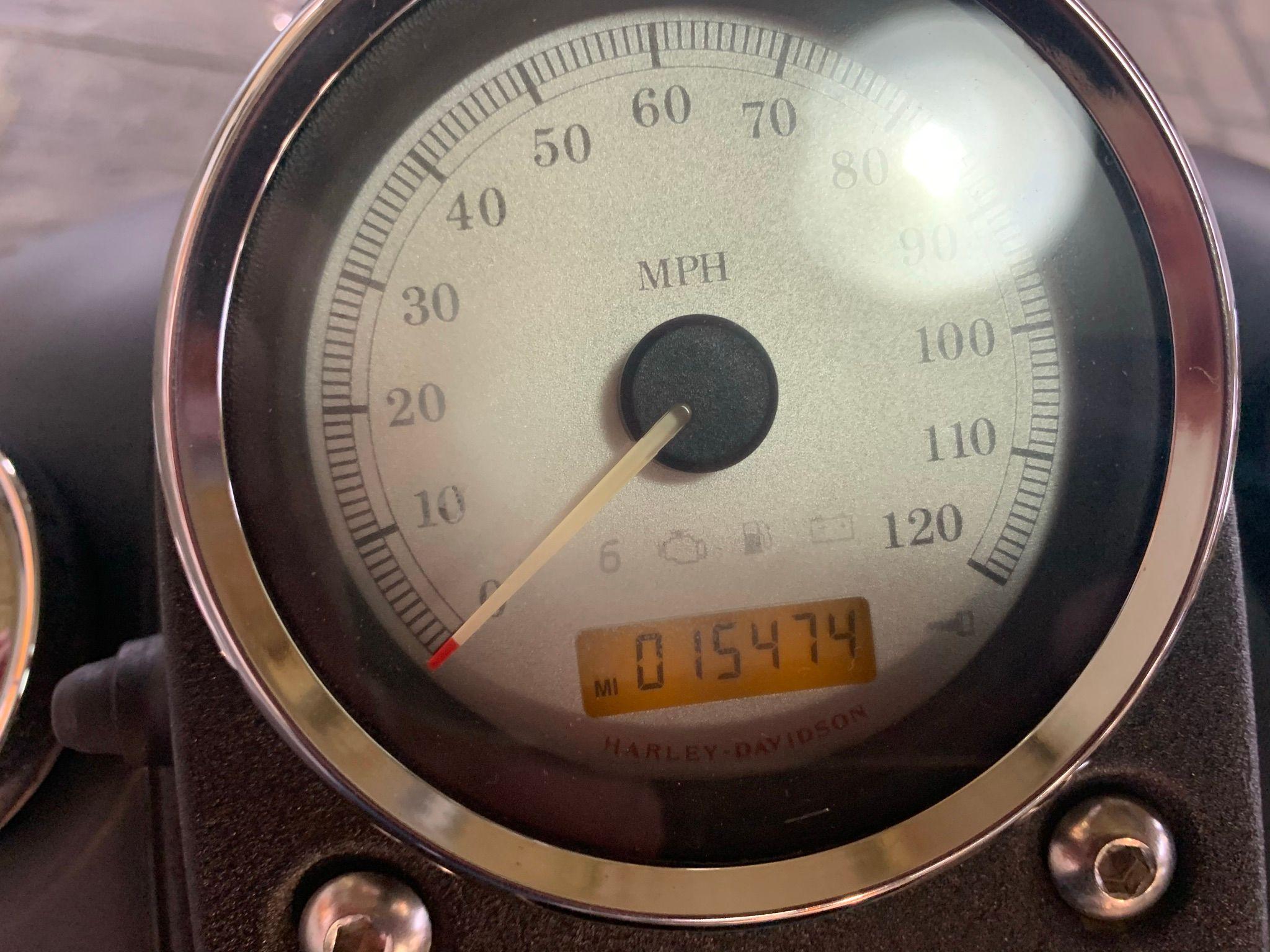 Pre-Owned 2011 Harley-Davidson Street Bob