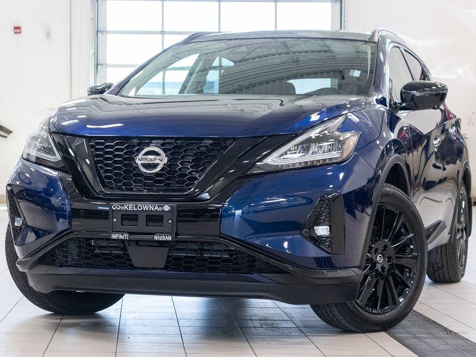 2021 Nissan Murano Midnight Edition