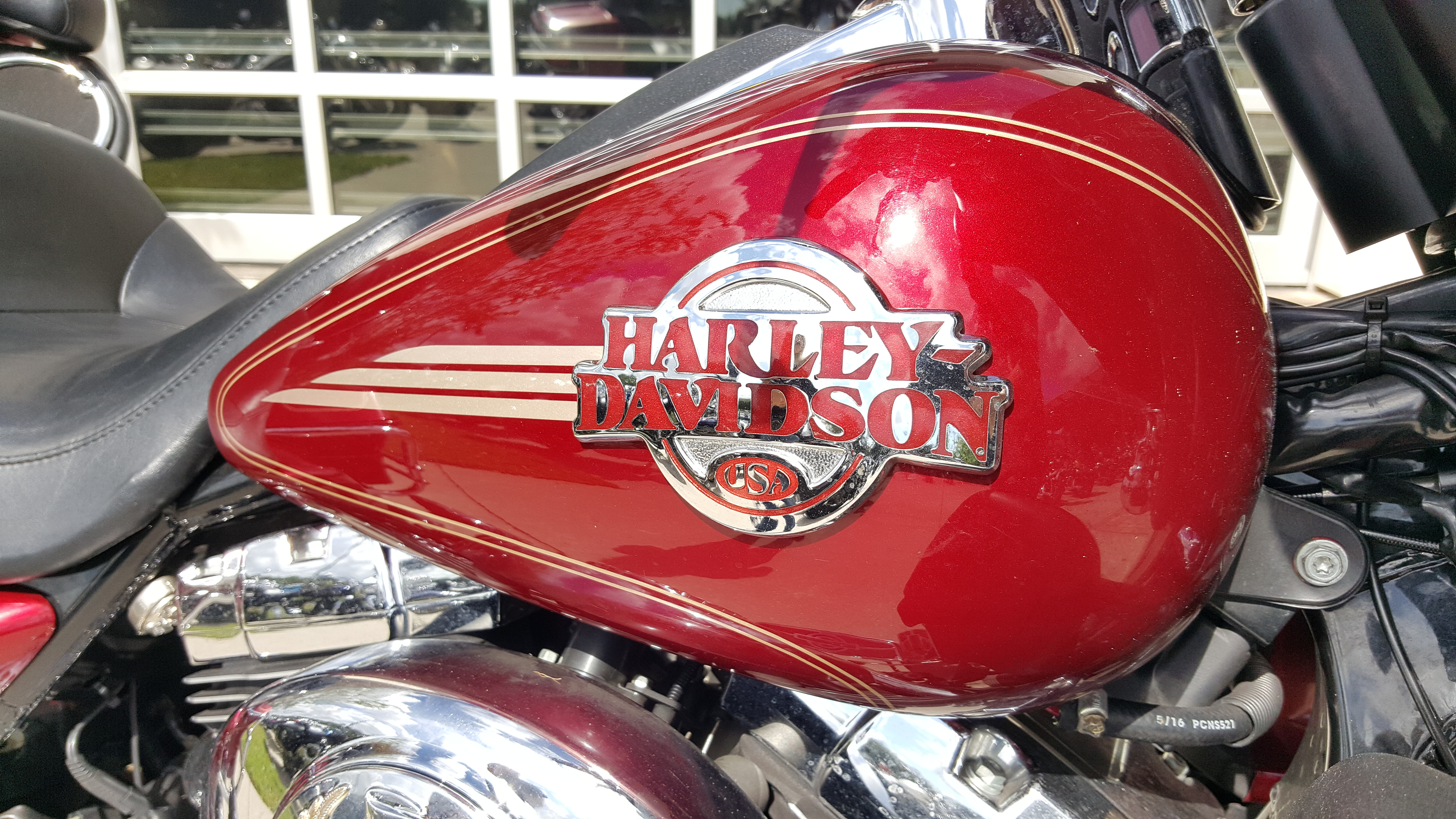 Pre-Owned 2005 Harley-Davidson Electra Glide Ultra Classic