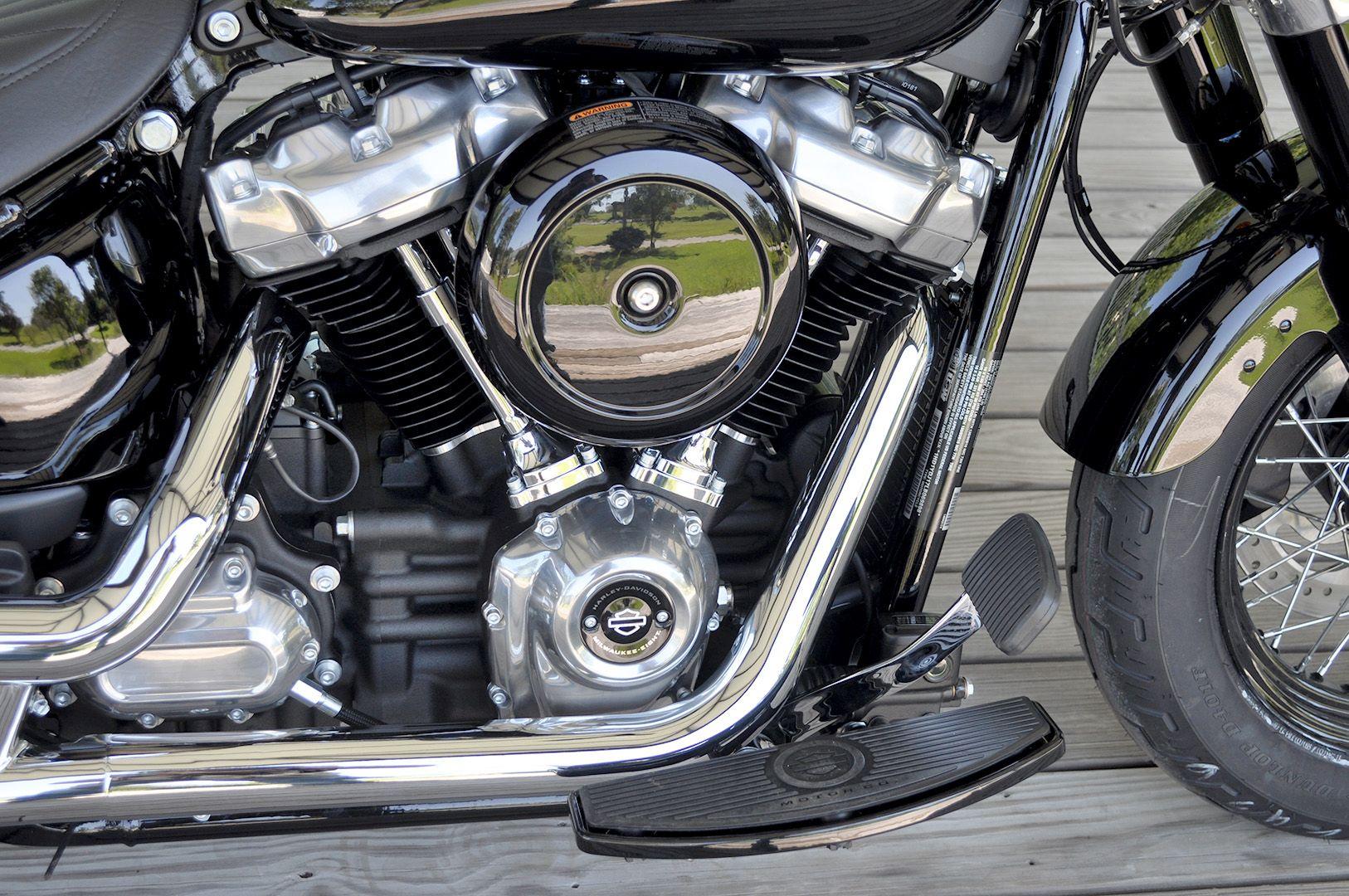 New 2020 Harley-Davidson Softail Slim