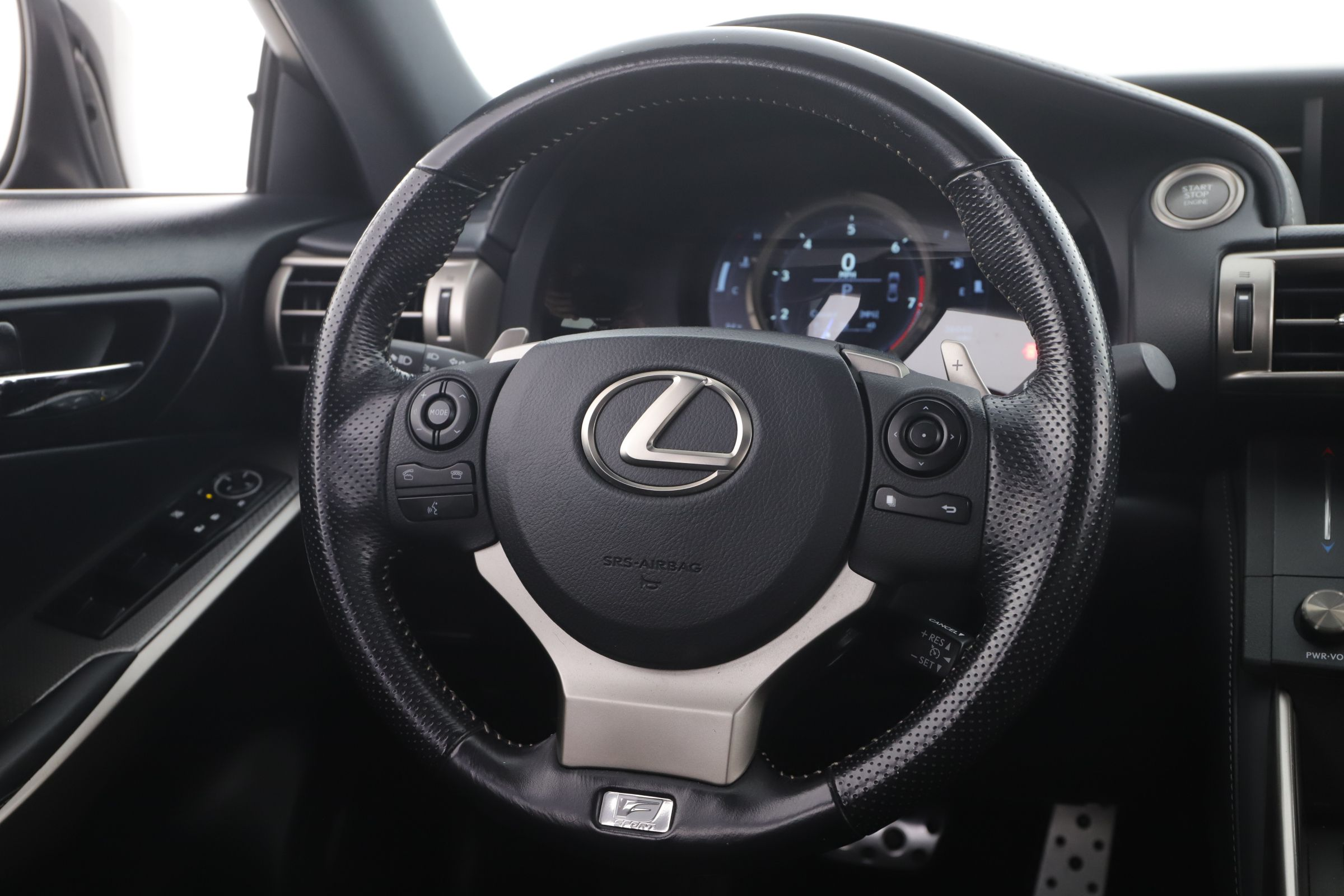 Pre-Owned 2016 Lexus IS 350
