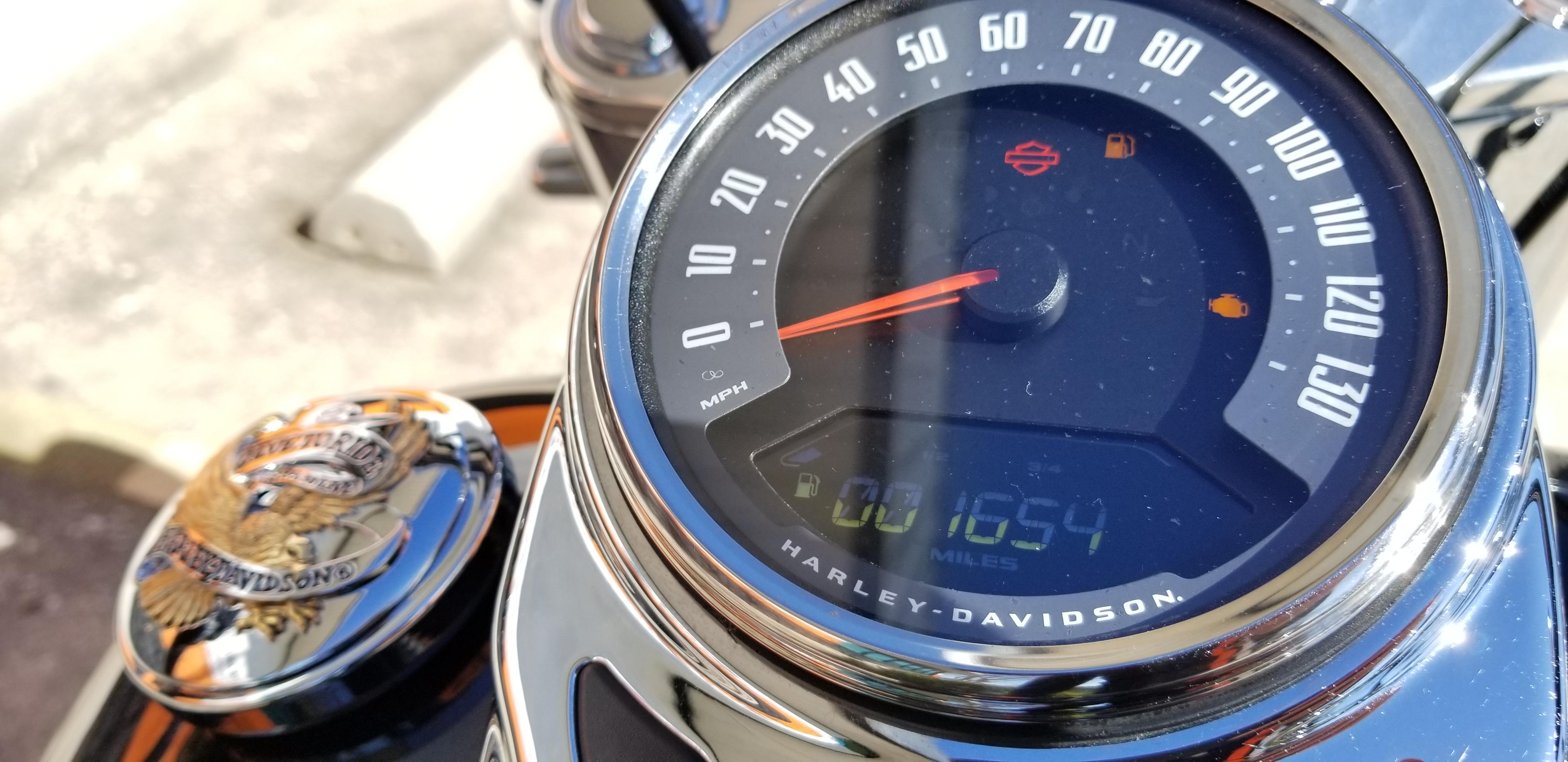 Pre-Owned 2018 Harley-Davidson Deluxe FLDE