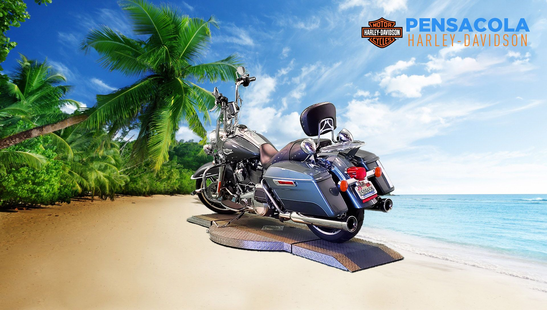 Pre-Owned 2020 Harley-Davidson Road King FLHR