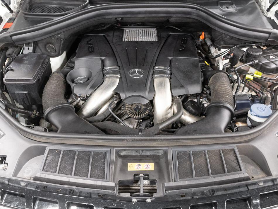 Pre-Owned 2015 Mercedes-Benz ML550 4MATIC® SUV in Kelowna #X8459 | Kelowna Mercedes-Benz