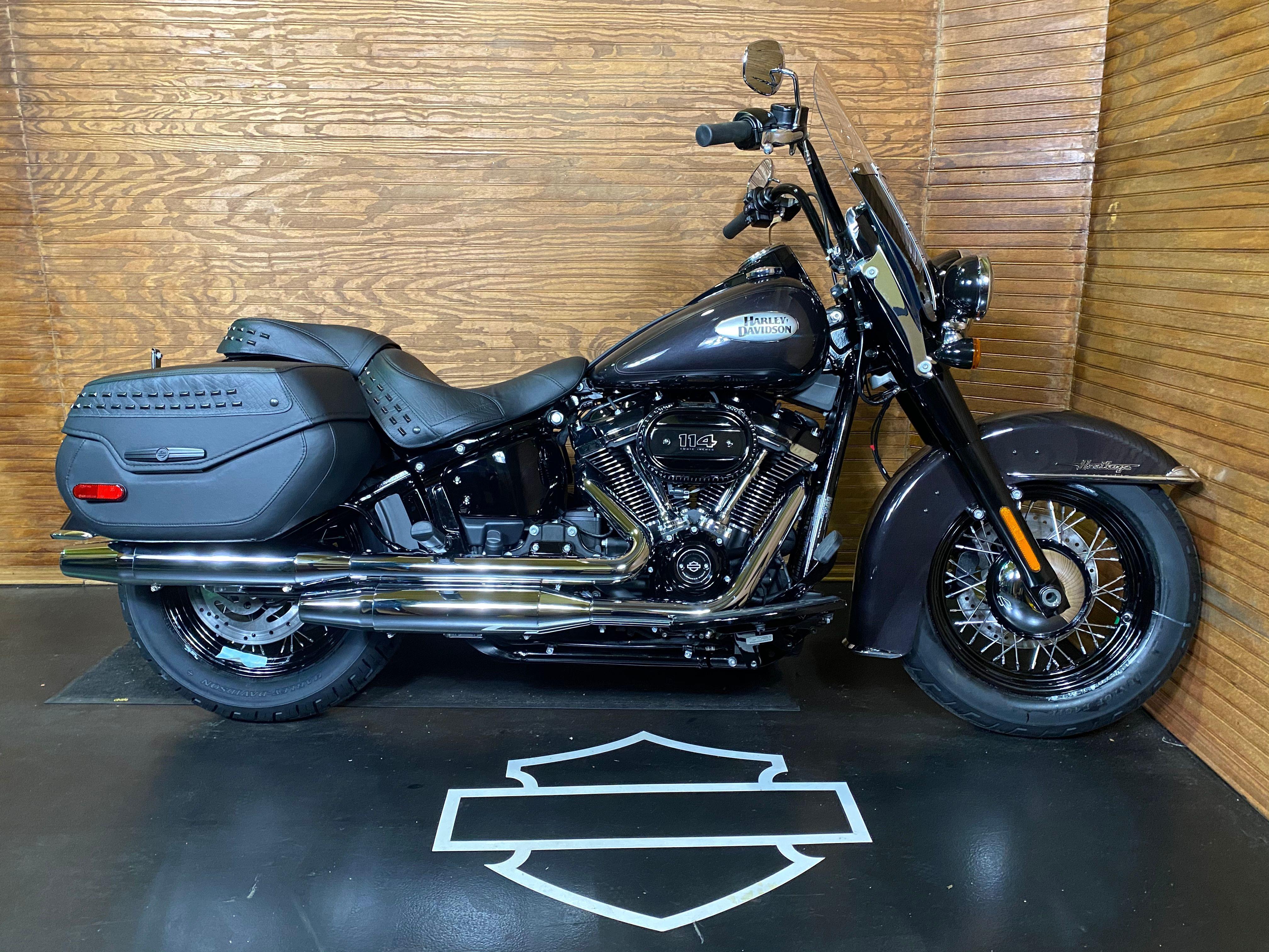 New 2021 Harley-Davidson Heritage Classic 114