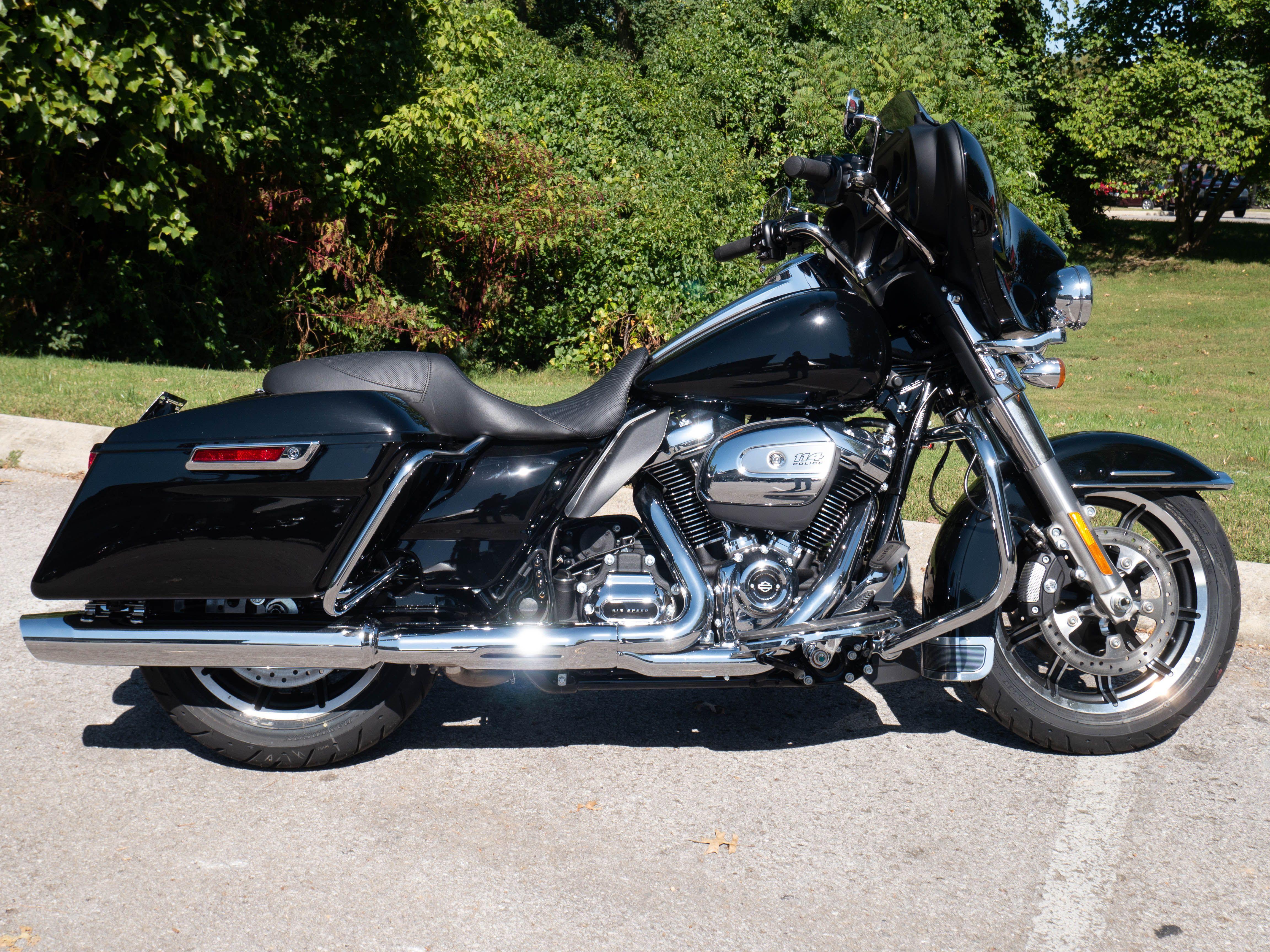 New 2020 Harley-Davidson Electra Glide Police
